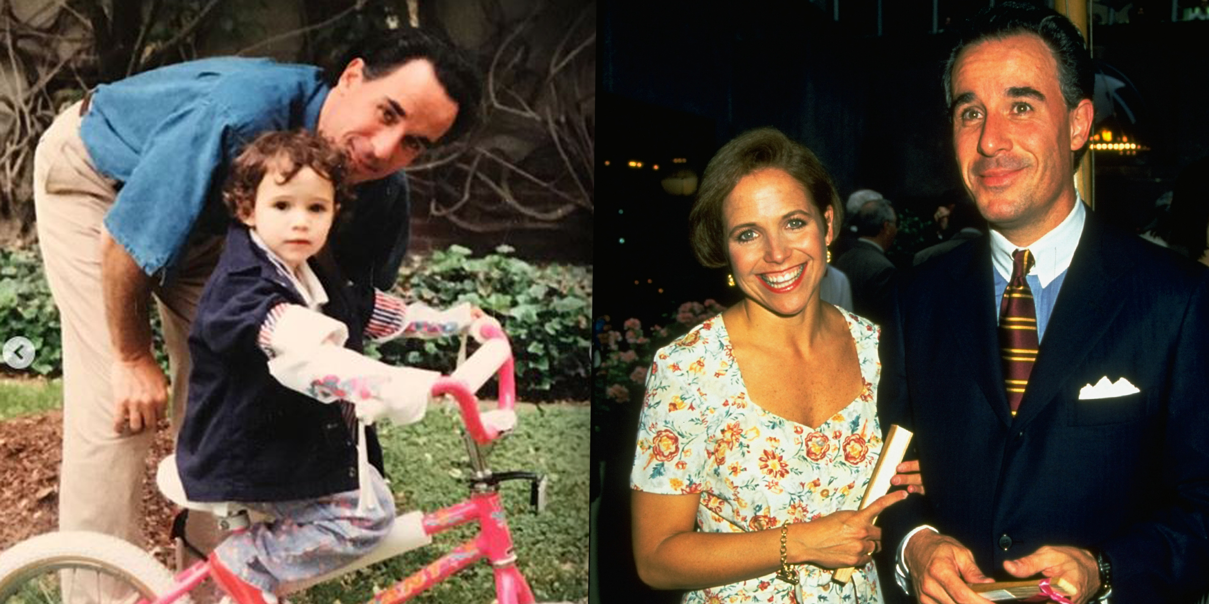 Katie Couric Honors Late Husband On What Would Have Been His 64th Birthday
