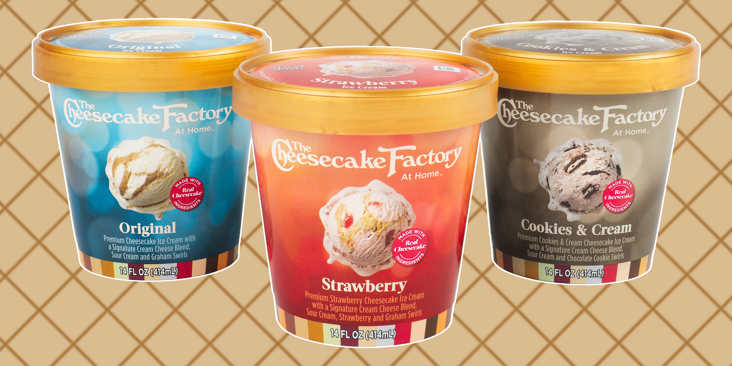 Stupendous The Cheesecake Factory Is Making Cheesecake Flavored Ice Cream In Birthday Cards Printable Trancafe Filternl