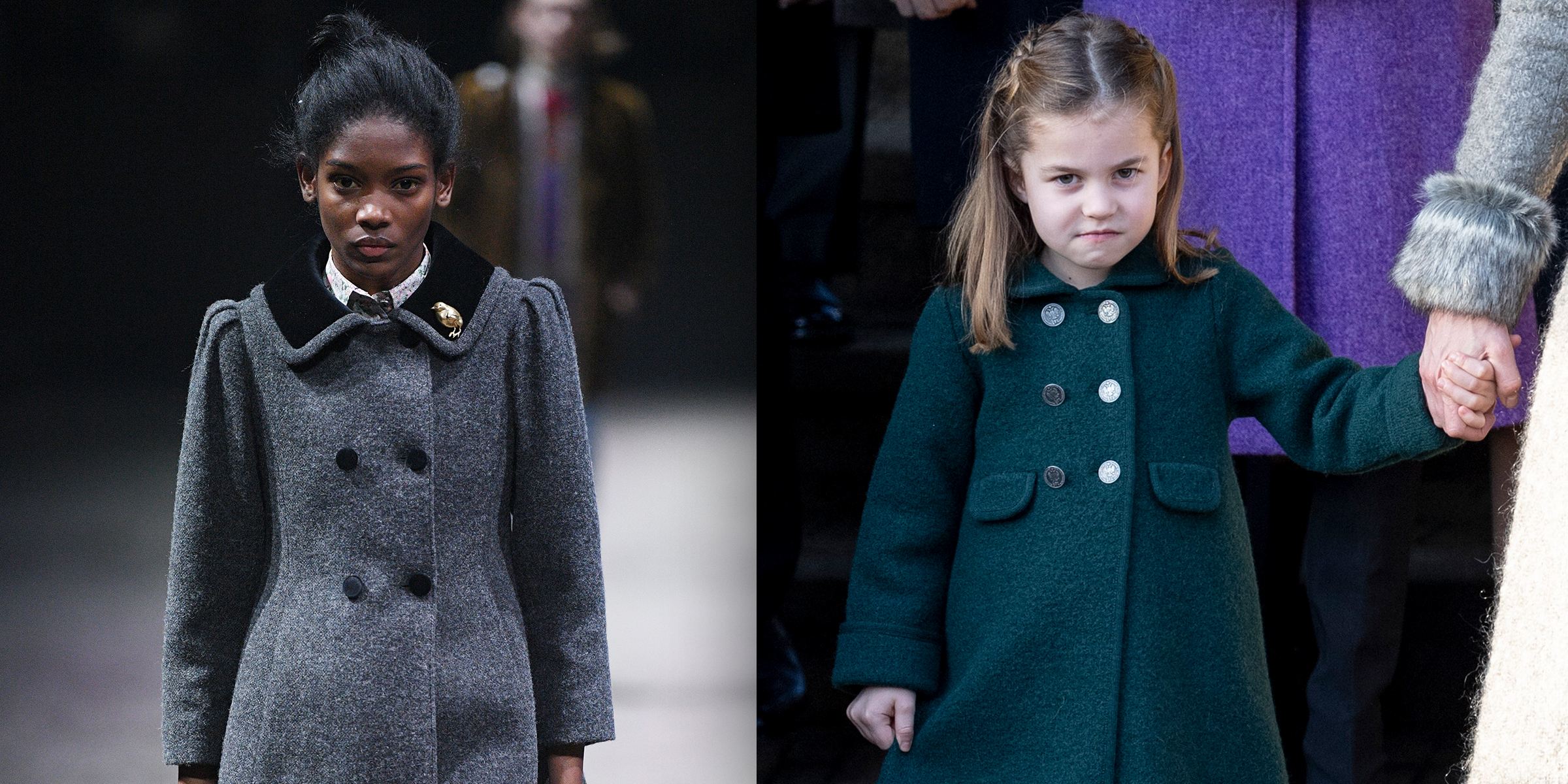 Did Princess Charlotte inspire Gucci's latest collection?