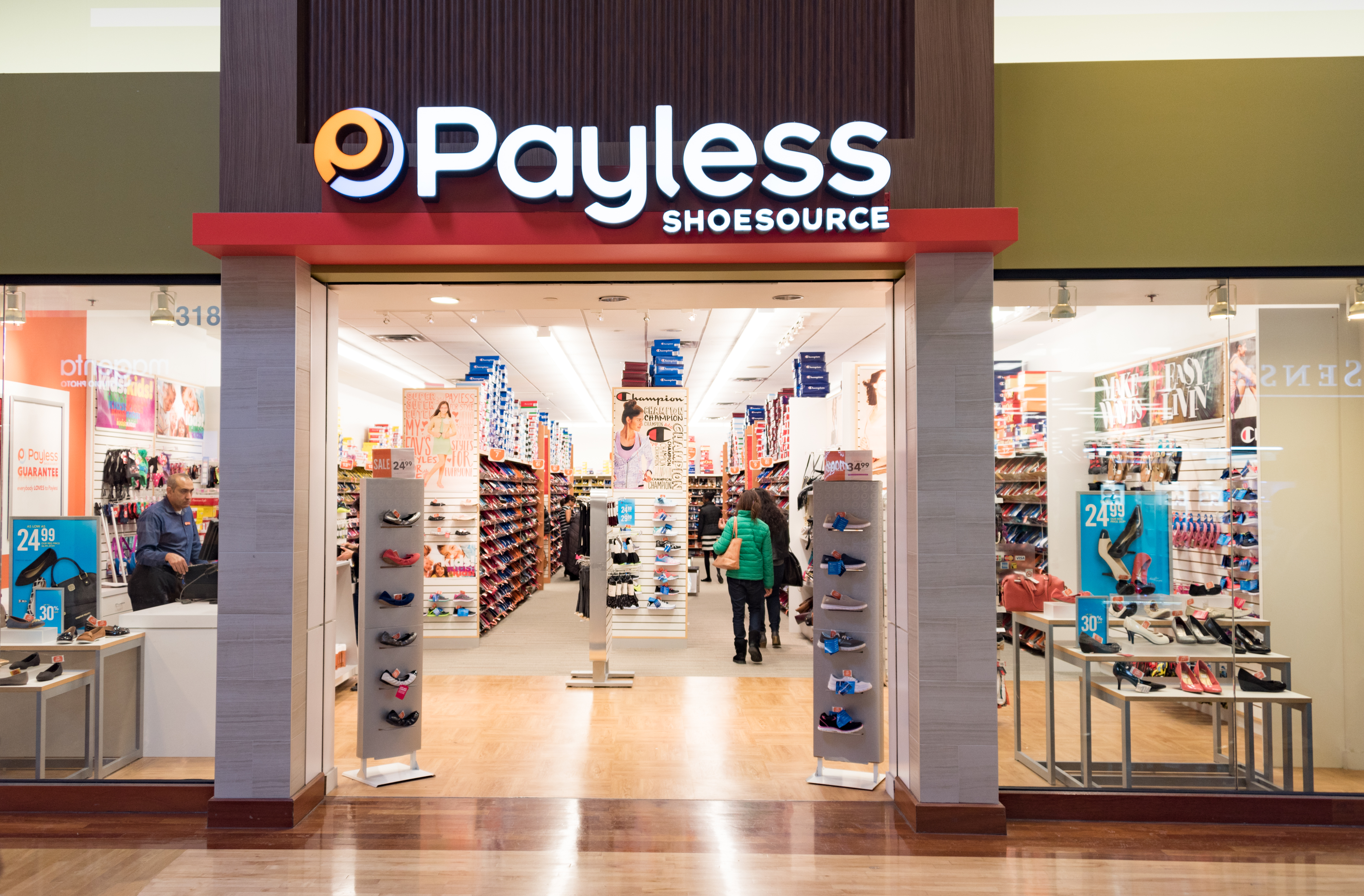 Payless is making a comeback after filing for bankruptcy twice