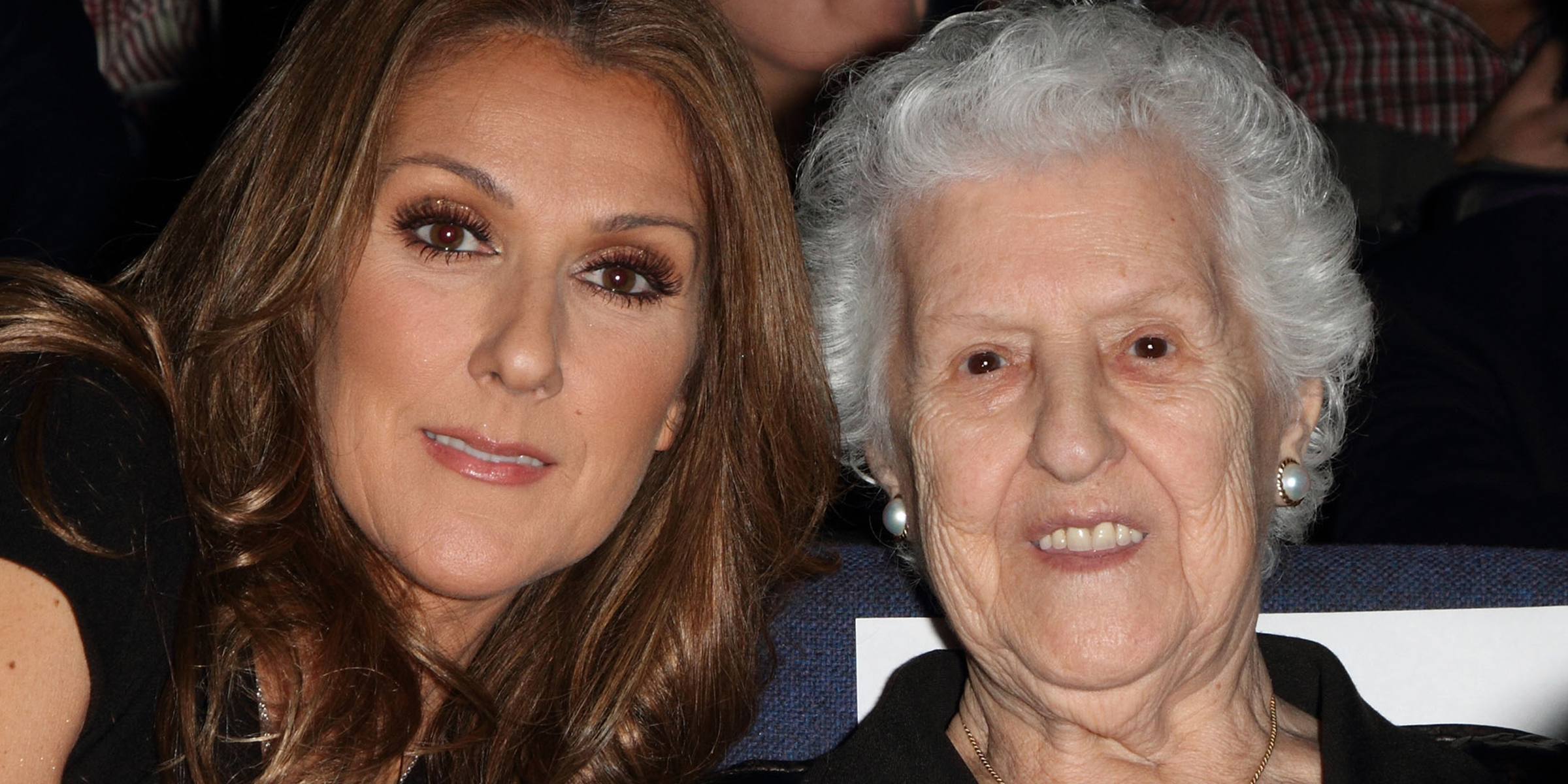 Celine Dion's mom dies at 92 — see the singer's emotional tribute