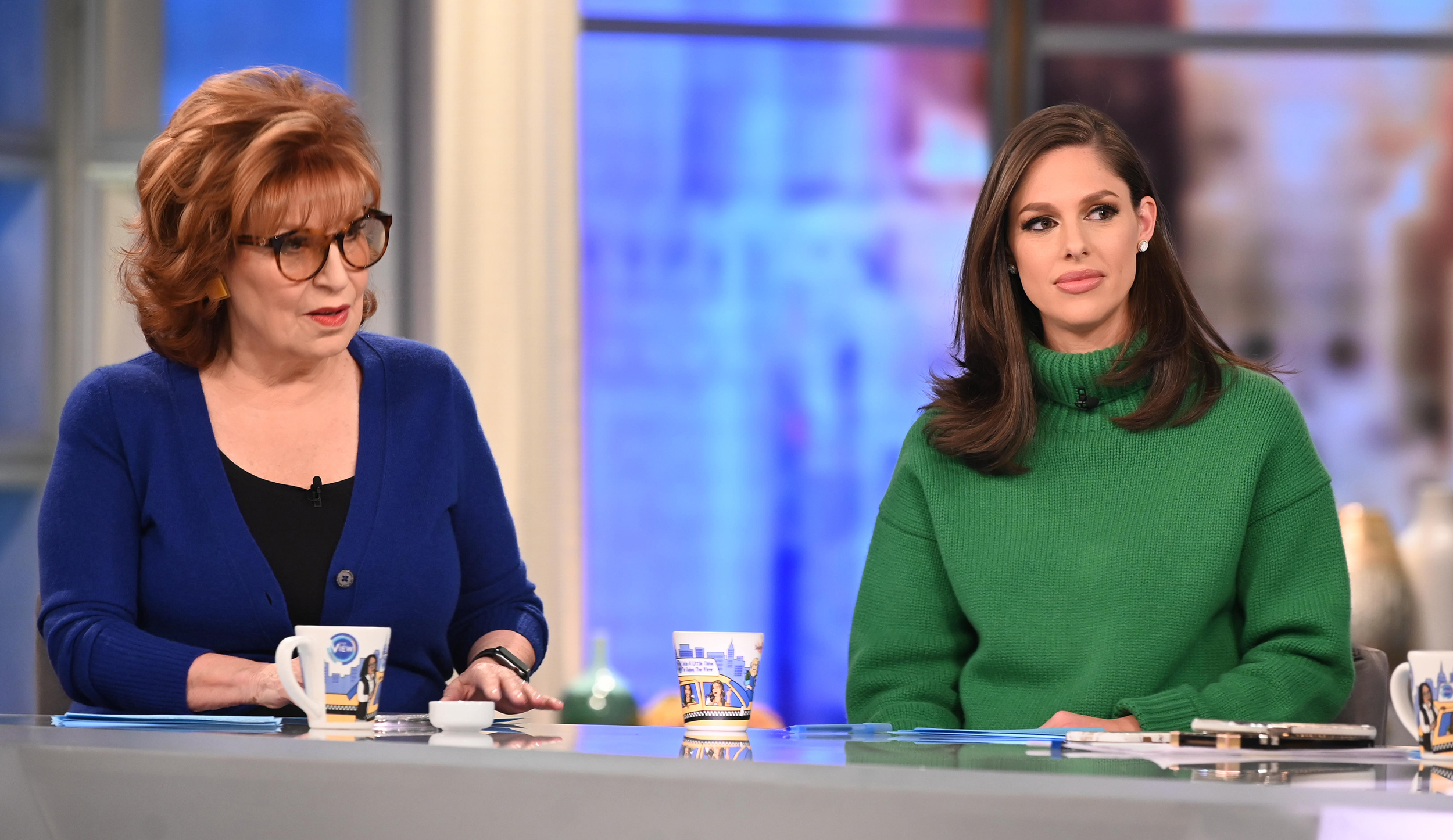 Abby Huntsman >> Abby Huntsman Departing The View To Run Father S