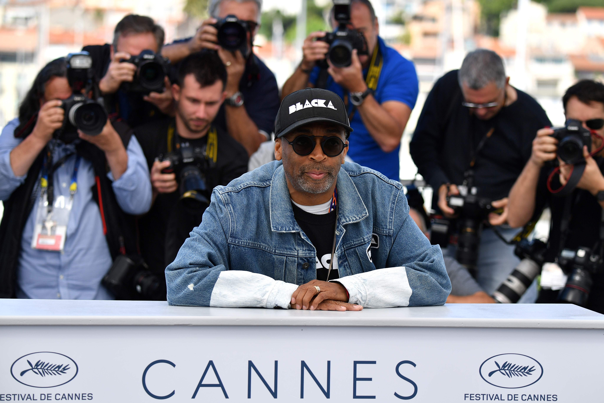 Image result for spike lee first black cannes