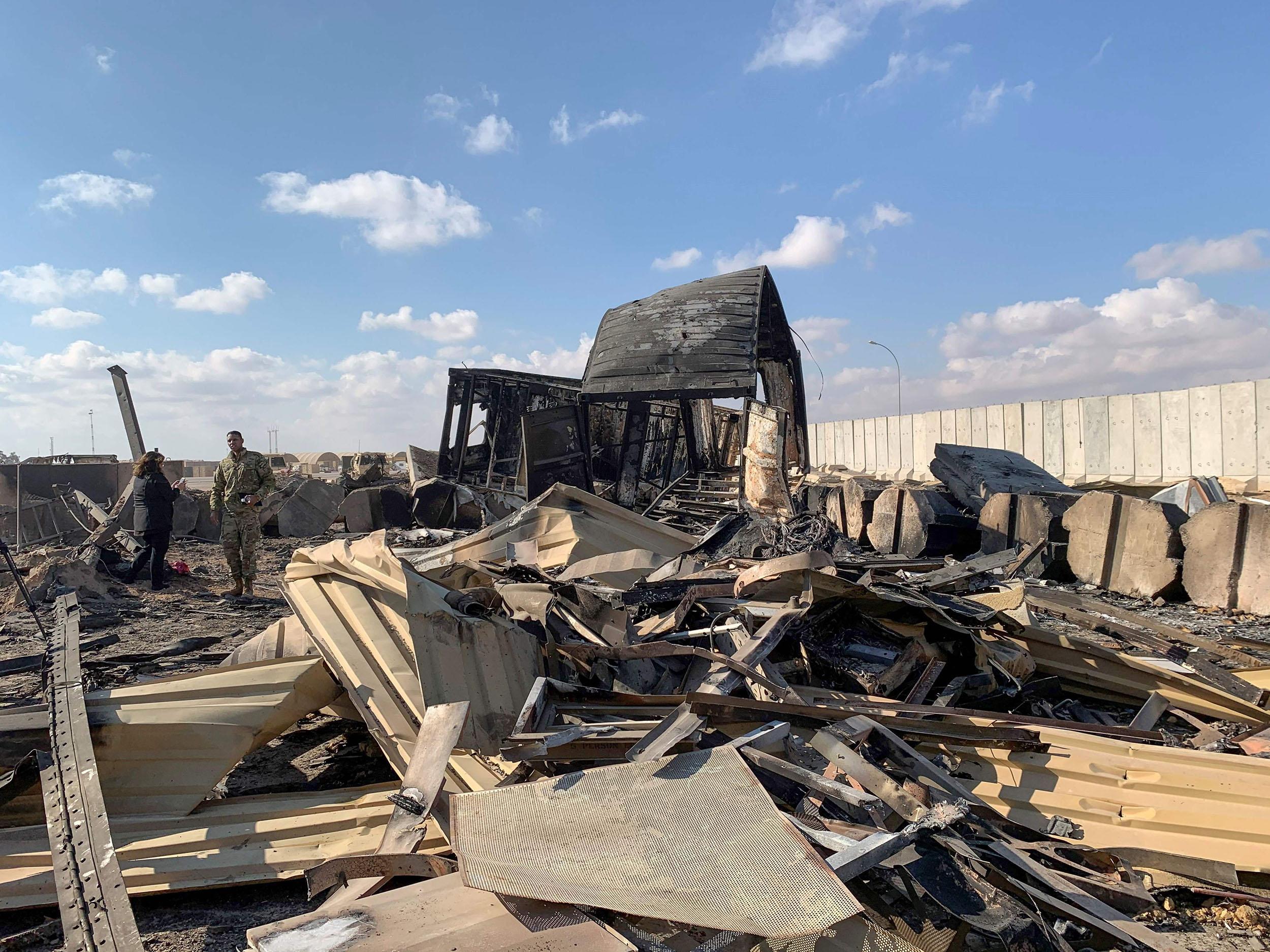 Image: Ain al-Asad air base