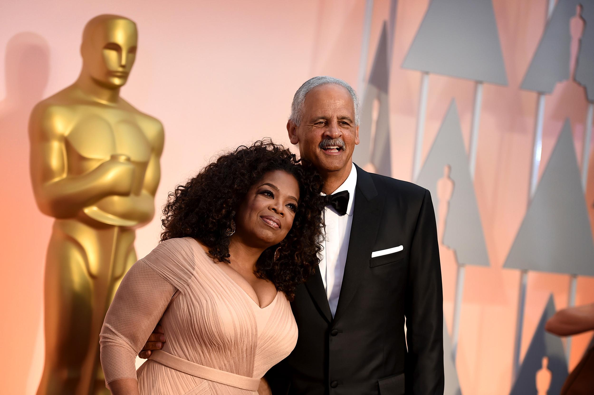 Oprah explains why she and Stedman Graham chose 'spiritual partnership' over marriage