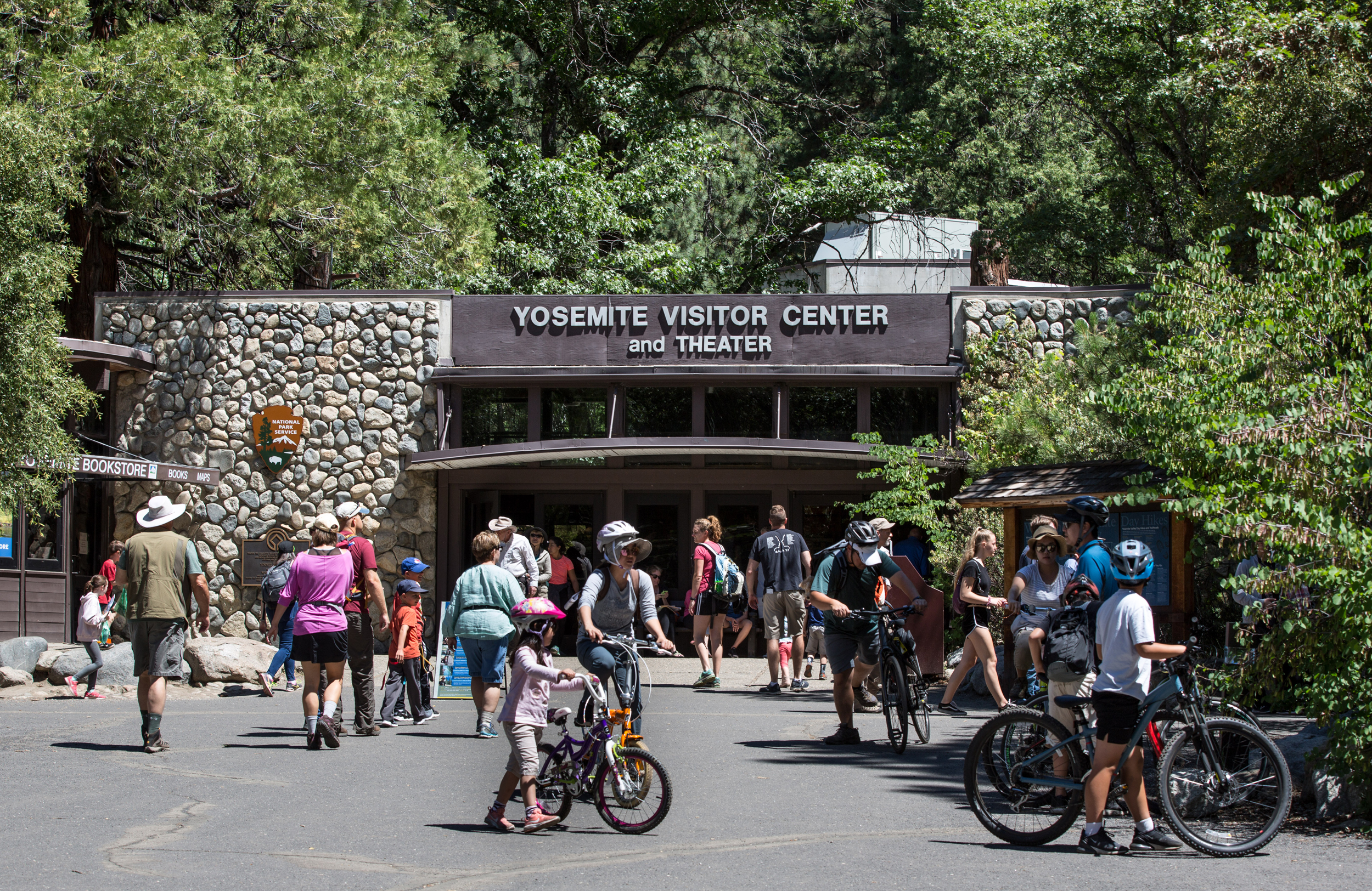 Norovirus at Yosemite: 170 visitors and employees suffering symptoms