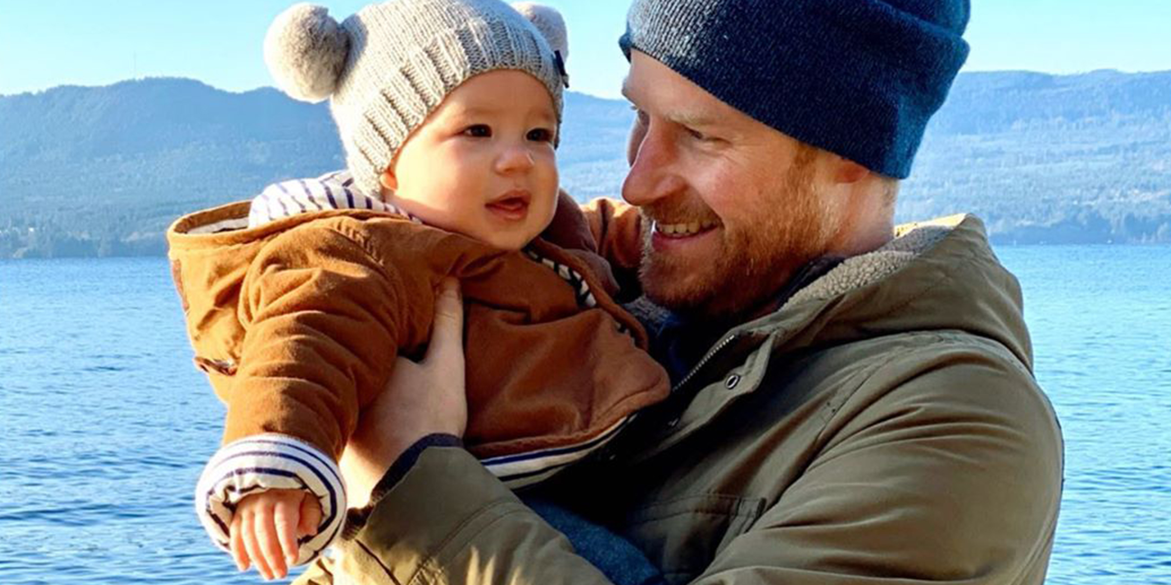 Prince Harry reveals baby Archie just saw snow for the 1st time