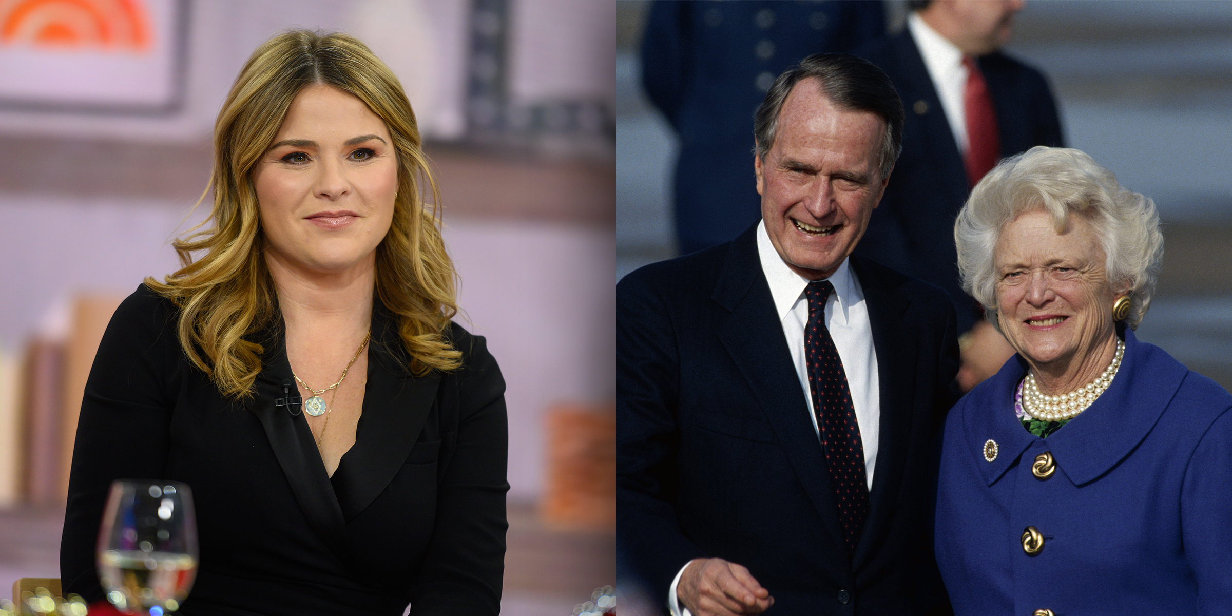 Jenna Bush Hager's new book shares wisdom from George H.W. and Barbara Bush