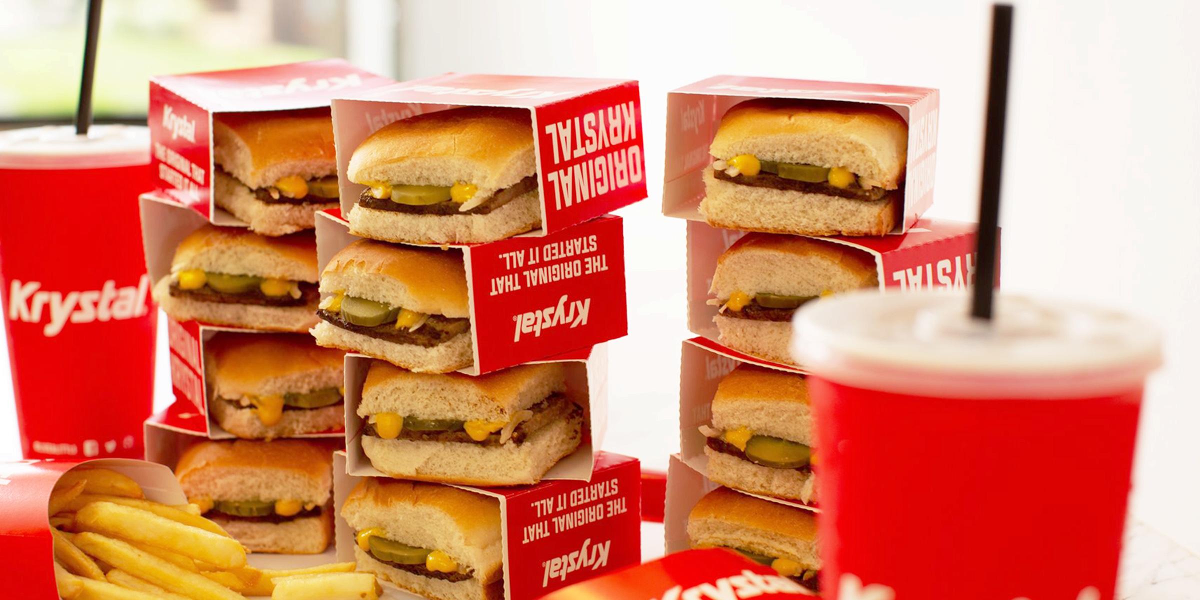 Image result for krystal's hamburgers