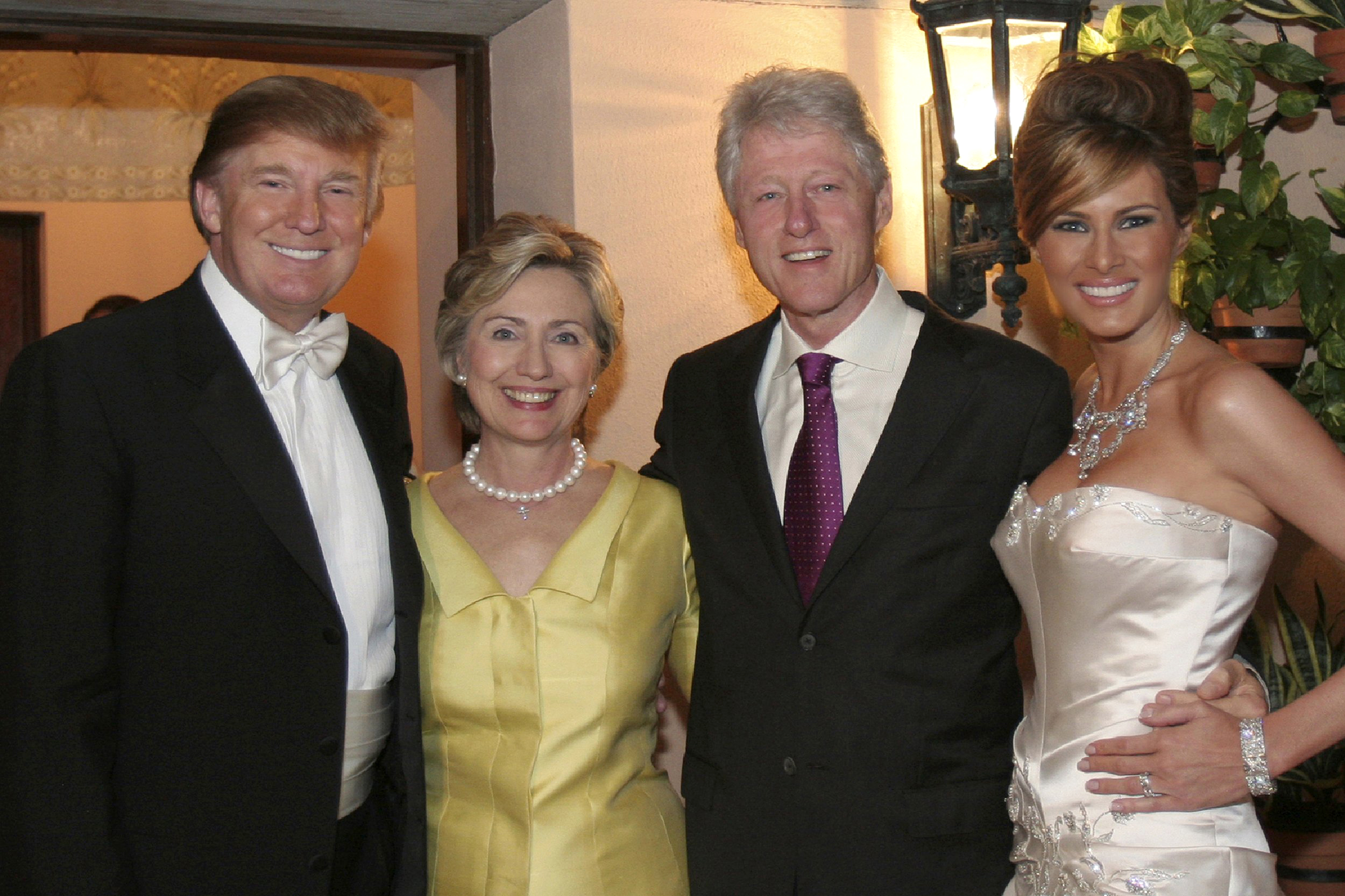 Trump S Wedding To Melania Was 15 Years Ago It Explains So Much About Our Cultural Moment
