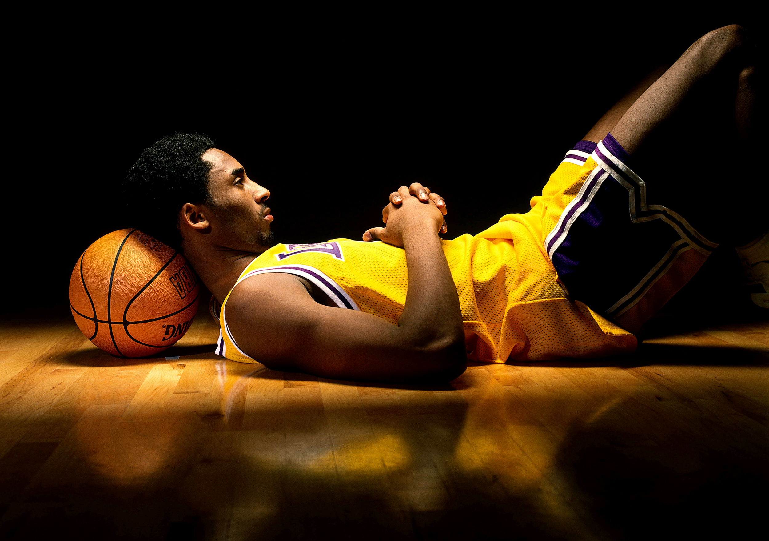 Kobe bryant was my idol but why wasn't i looking up to a woman
