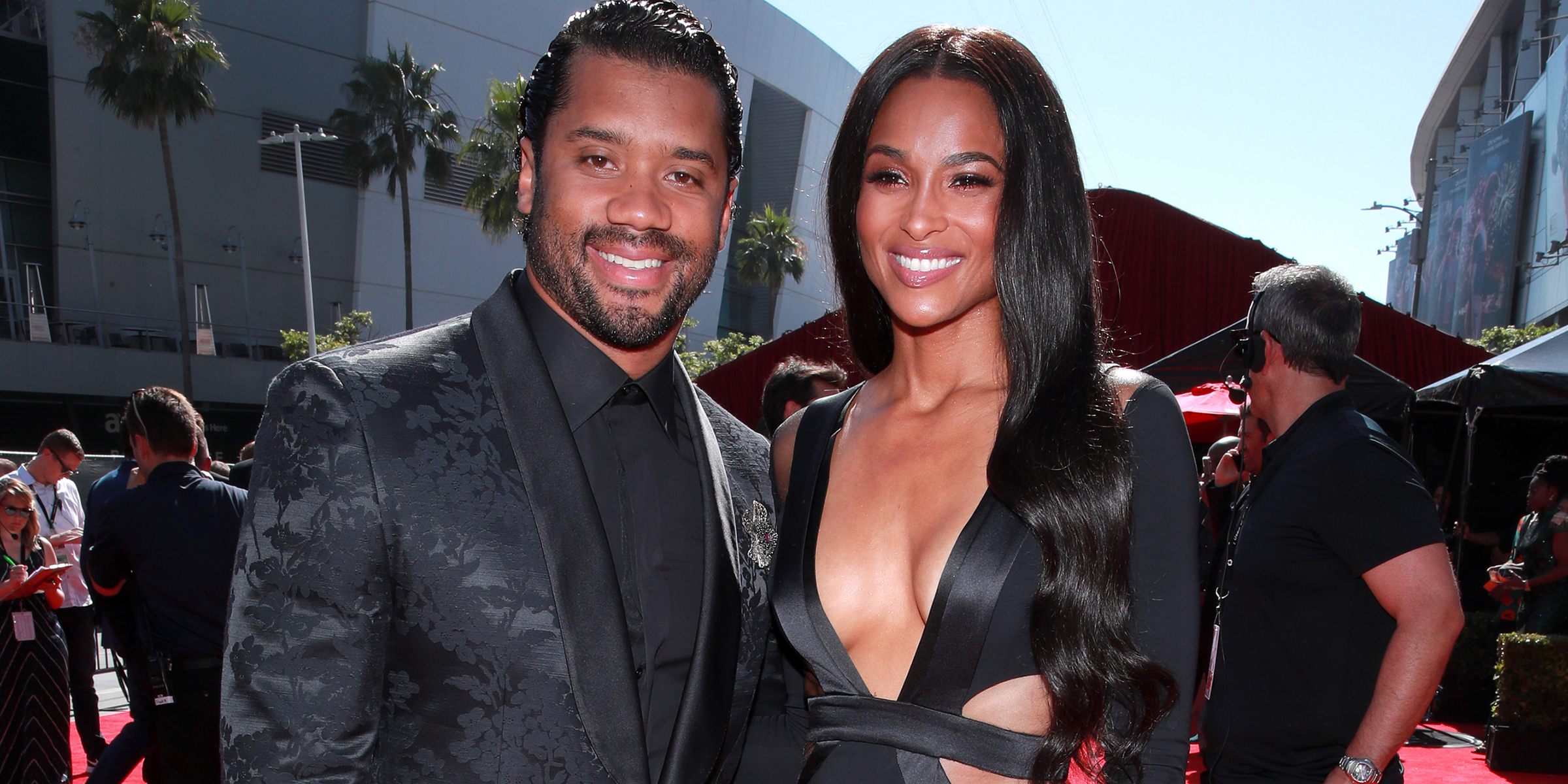 Ciara And Russell Wilson Are Expecting 2nd Baby Together