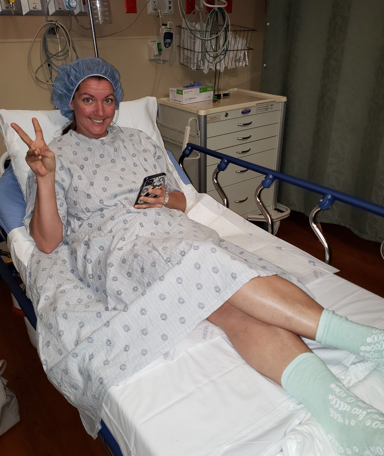 Young Active Mom 35 Diagnosed With Stage 4 Colon Cancer