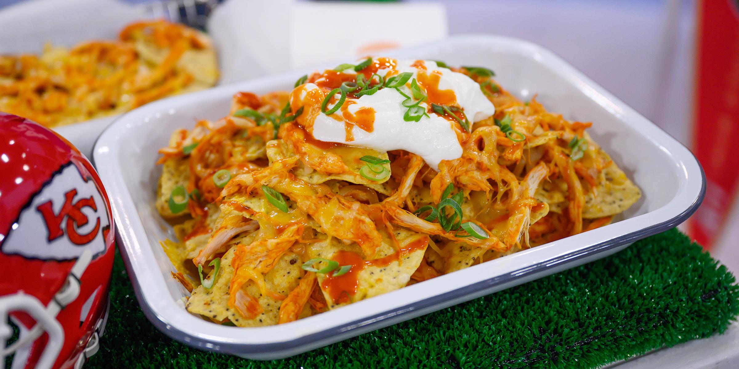 Healthier Super Bowl Recipes Pulled Pork Sliders Buffalo Chicken