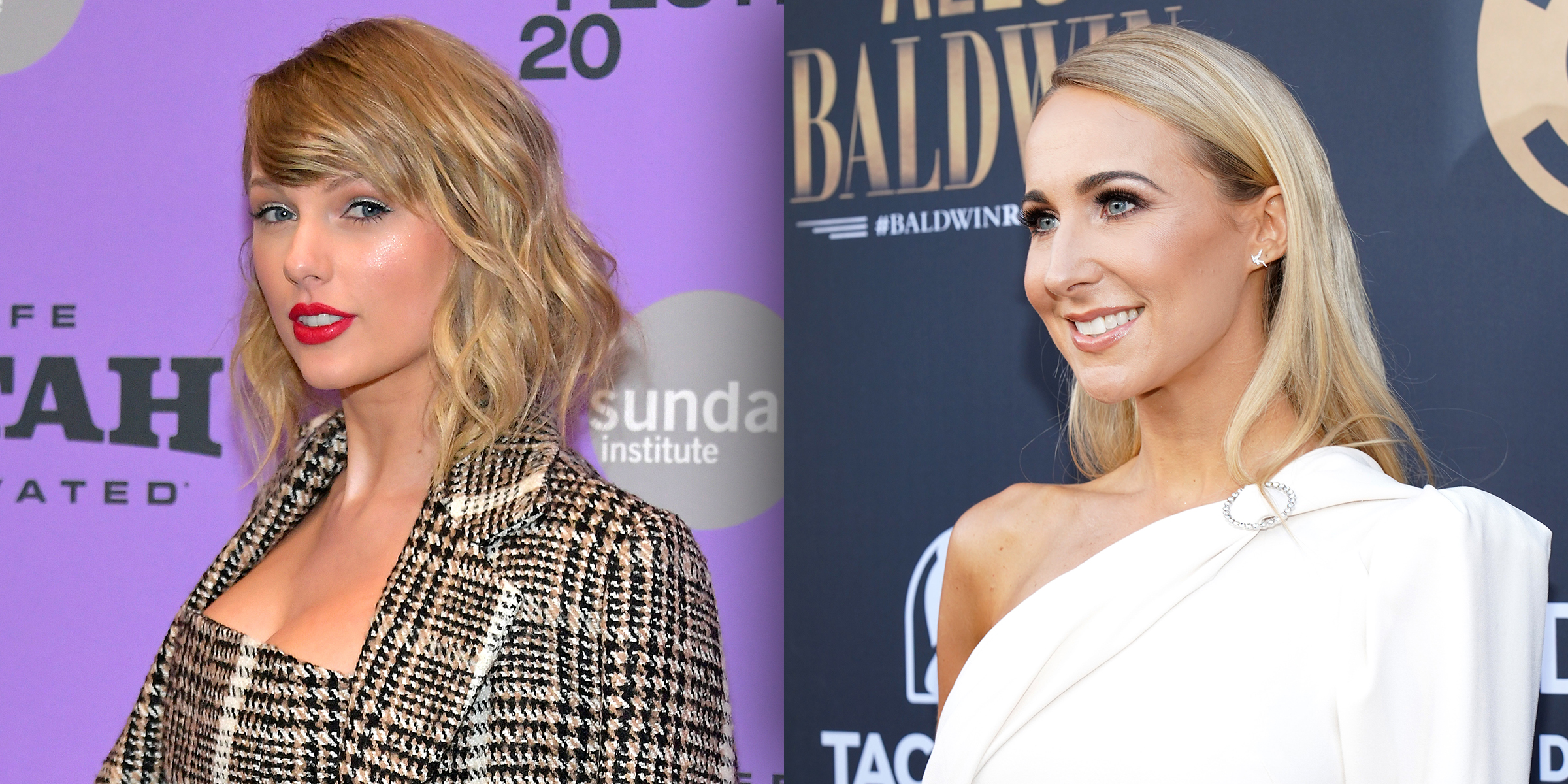 Miss Americana Nikki Glaser Apologizes To Taylor Swift Louis, where her sister, lauren glaser green, is a spanish teacher at a local high. today show