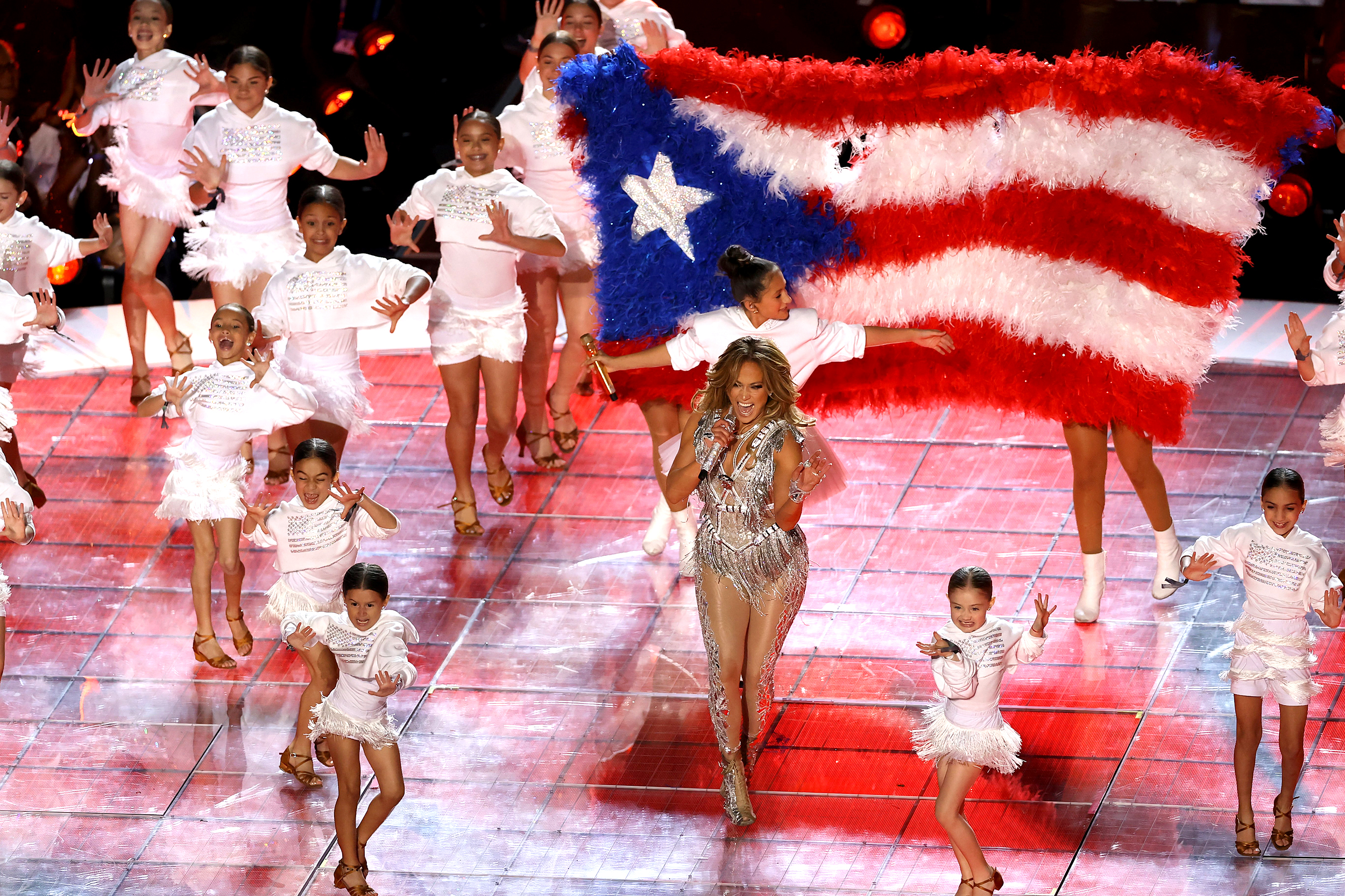 Image result for jlo flag""