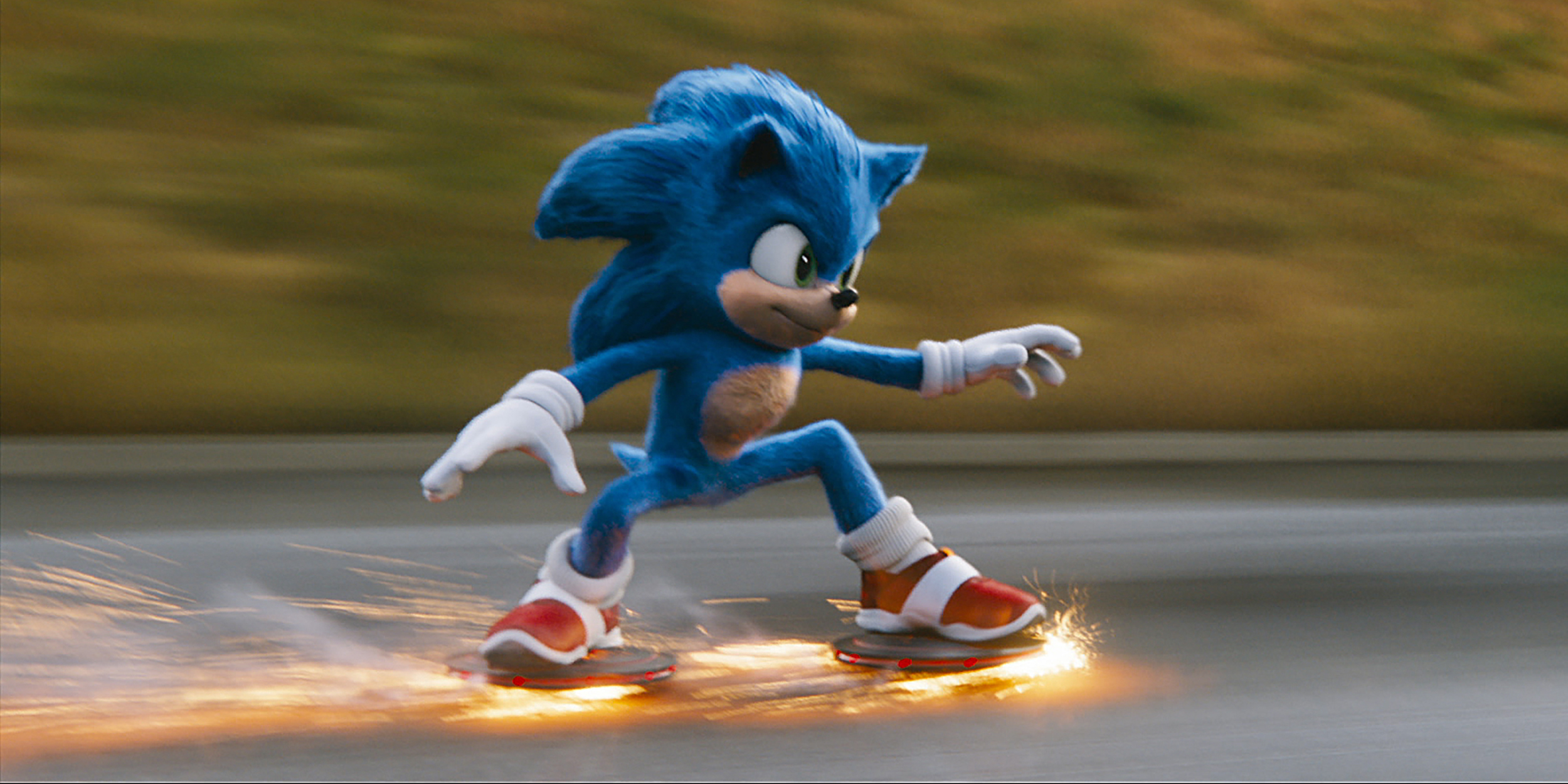 Sonic The Hedgehog Is A Film That Works Best Without Sonic Jim Carrey S Good Though