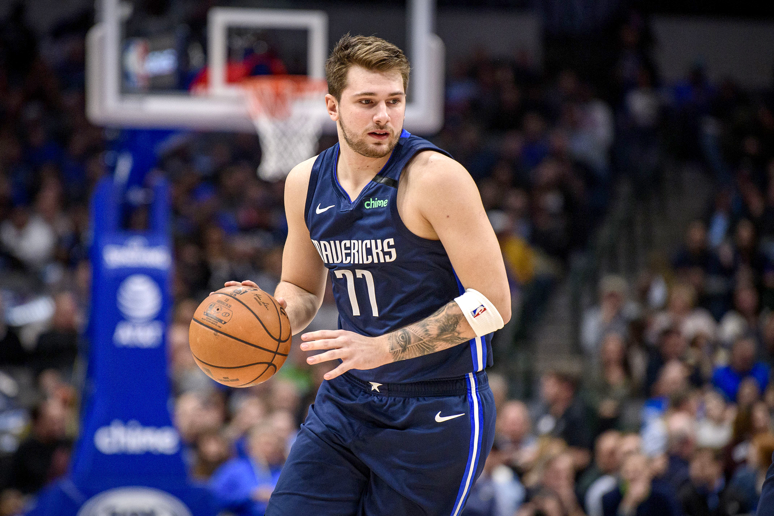 2020 Nba All Star Game Starter Luka Doncic Is Making Triple Doubles Impressive Again