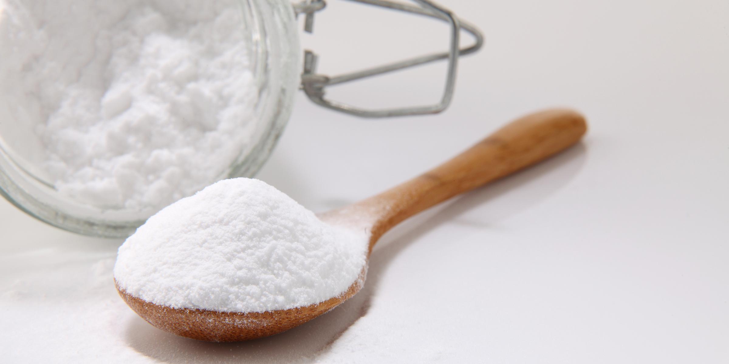 بديل بيكربونات الصوديوم في الخلطات و الطبخ و الكيك