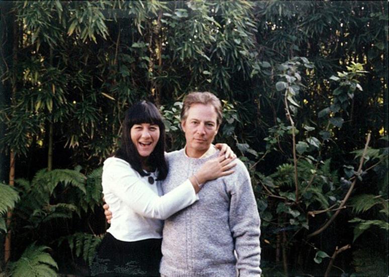 IMAGE: Susan Berman and Robert Durst