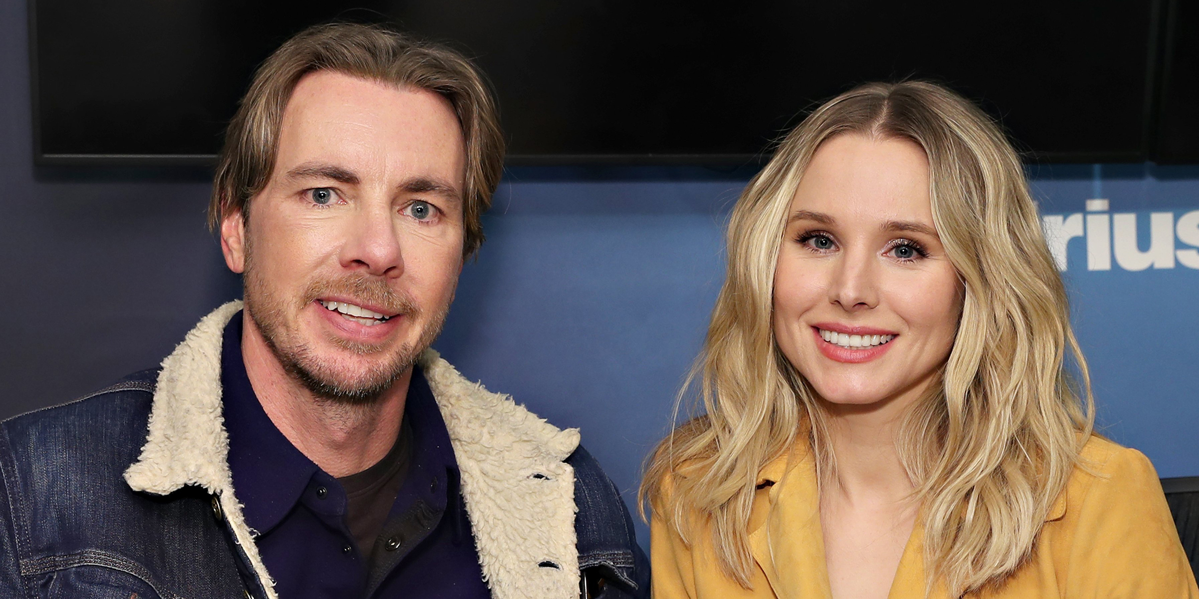 Kristen Bell on going to couples therapy with Dax Shepard