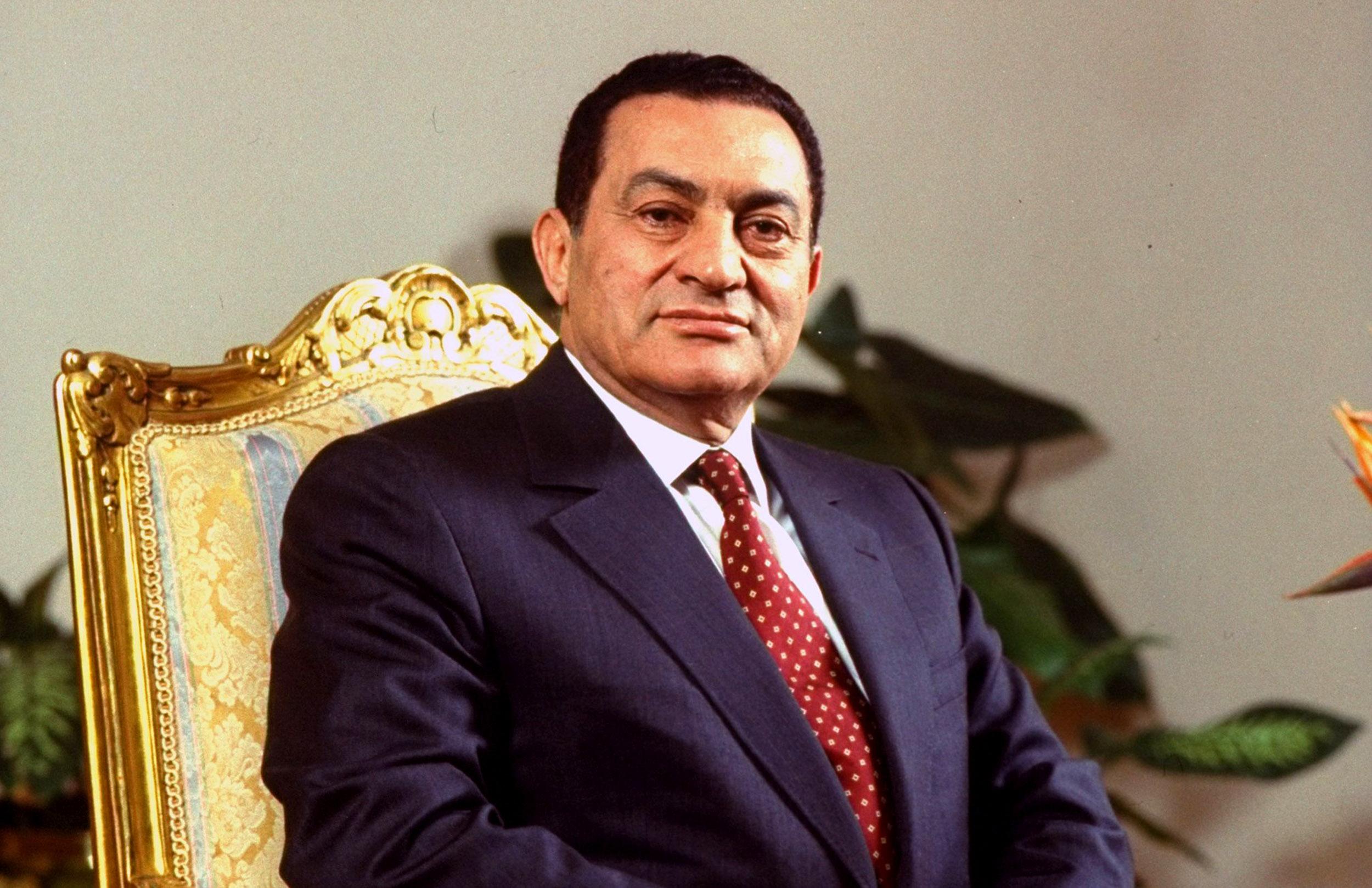 Hosni Mubarak/nbcnews.com