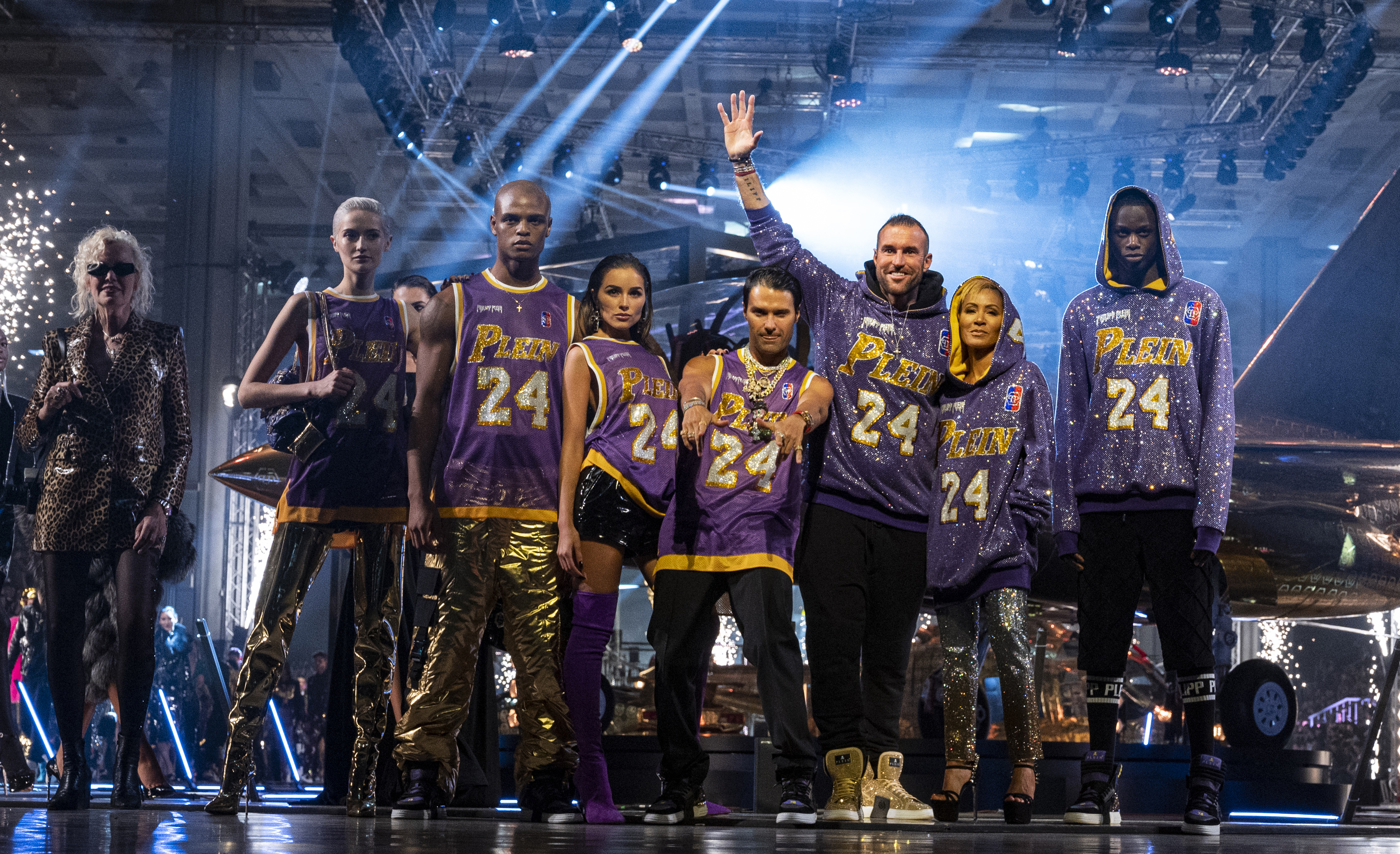 Designer Philipp Plein Defends Kobe Bryant Tribute At Milan Fashion Week