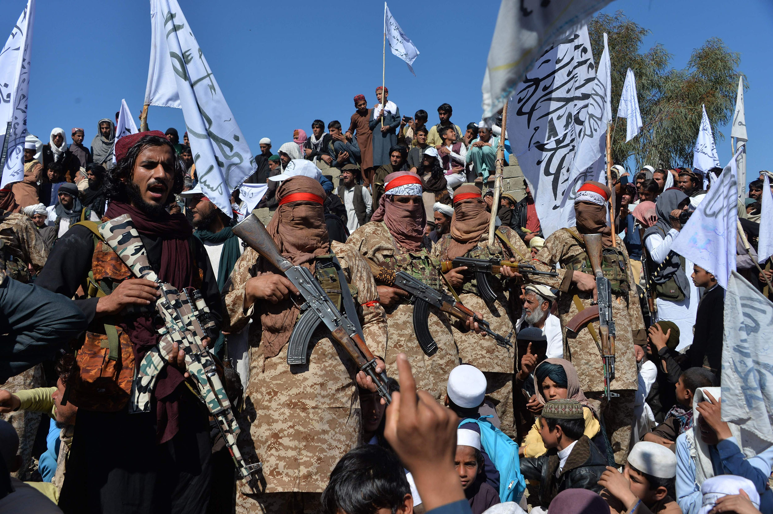 Taliban keep close ties with Al Qaeda despite promise to U.S.