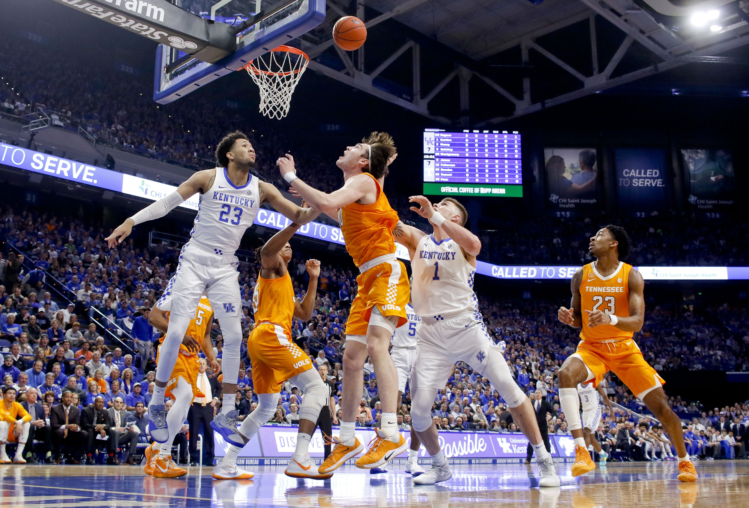 Instant analysis from the UK basketball win ... - kentucky