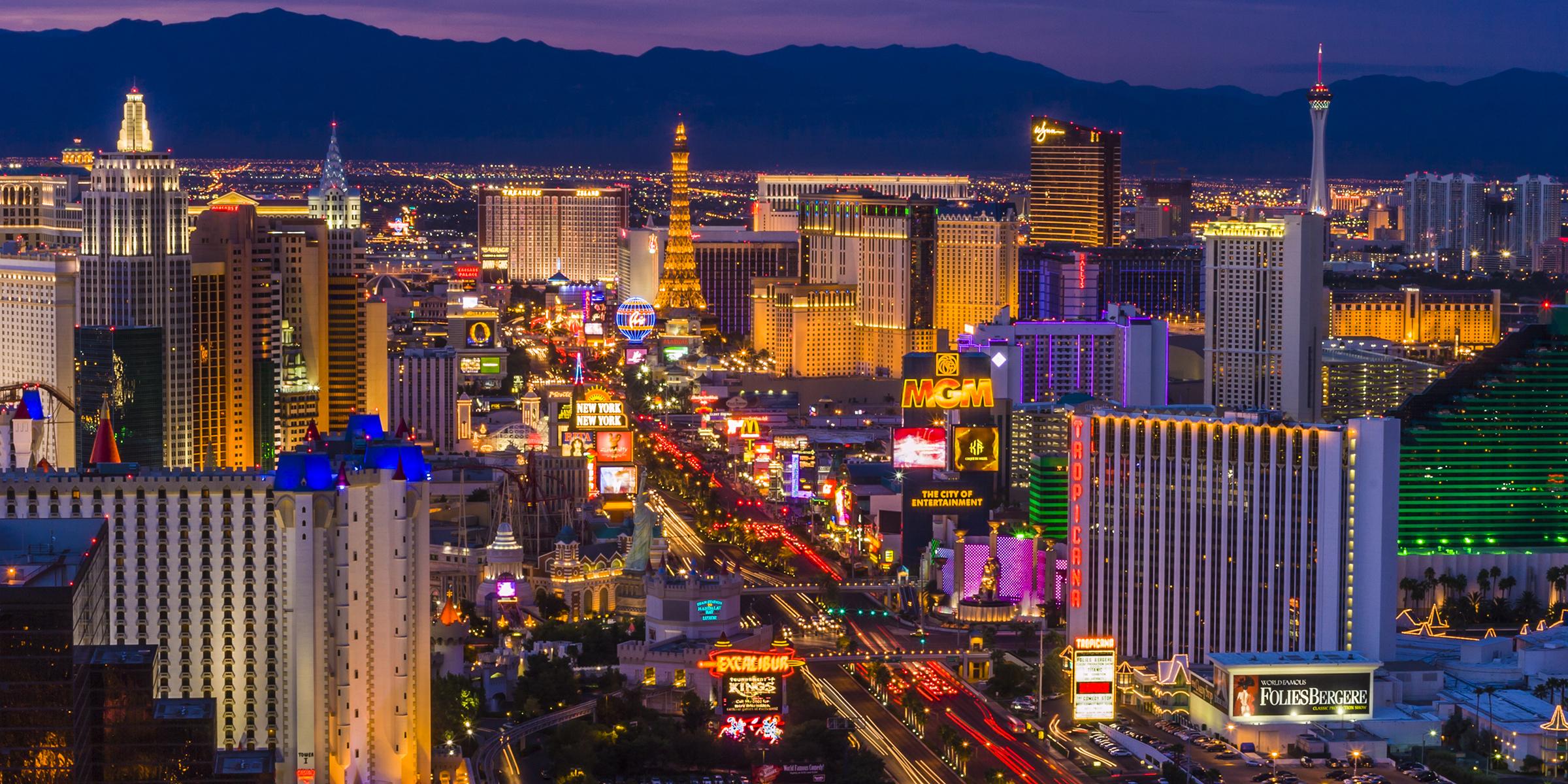 Coronavirus Forces Las Vegas Hotels To Close The Buffets