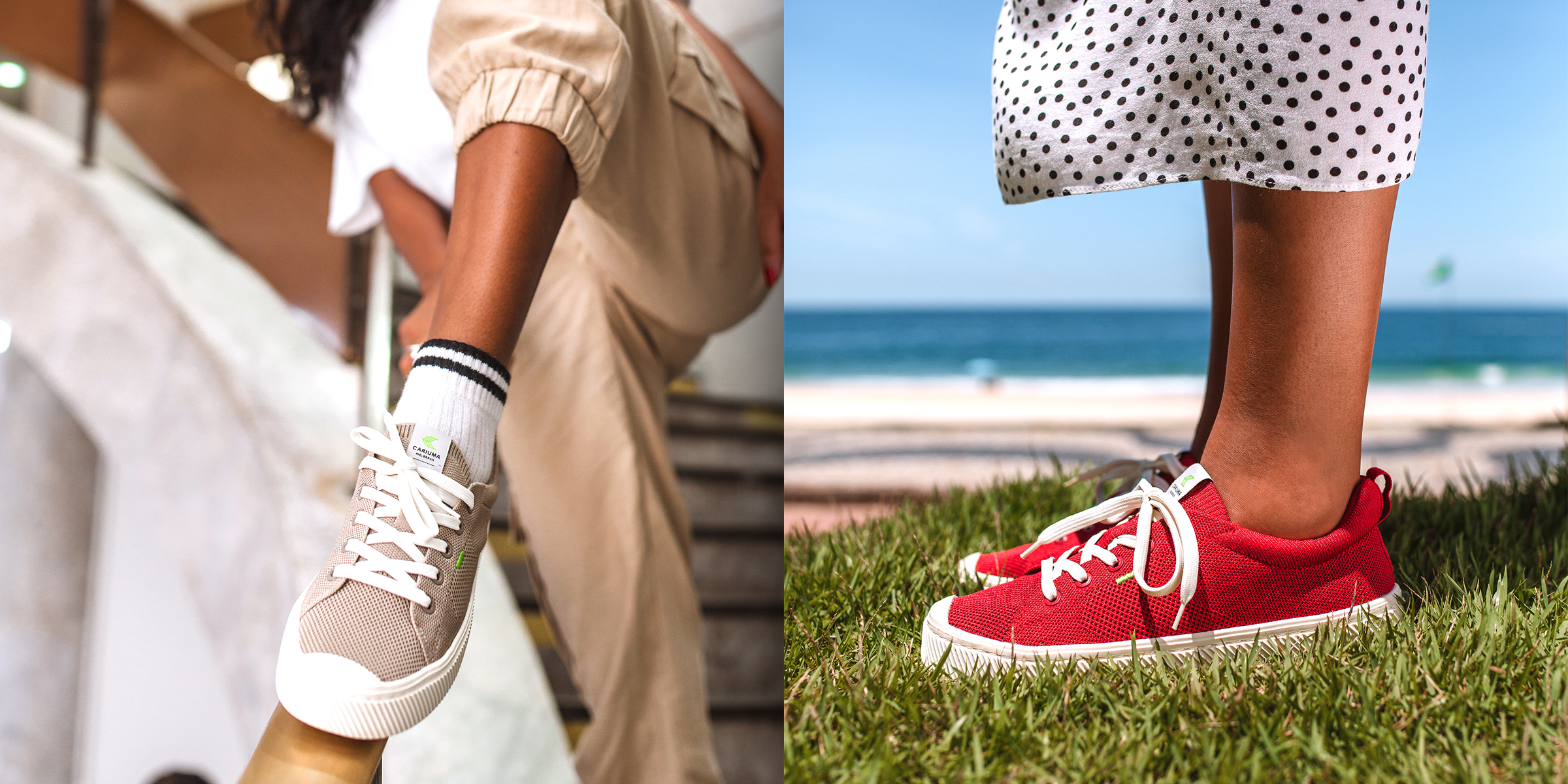 The popular Cariuma Ibi sneakers are
