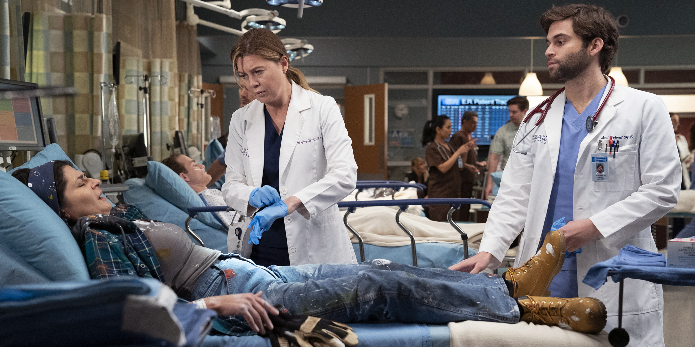 Grey's Anatomy' shuts down production amid coronavirus concerns