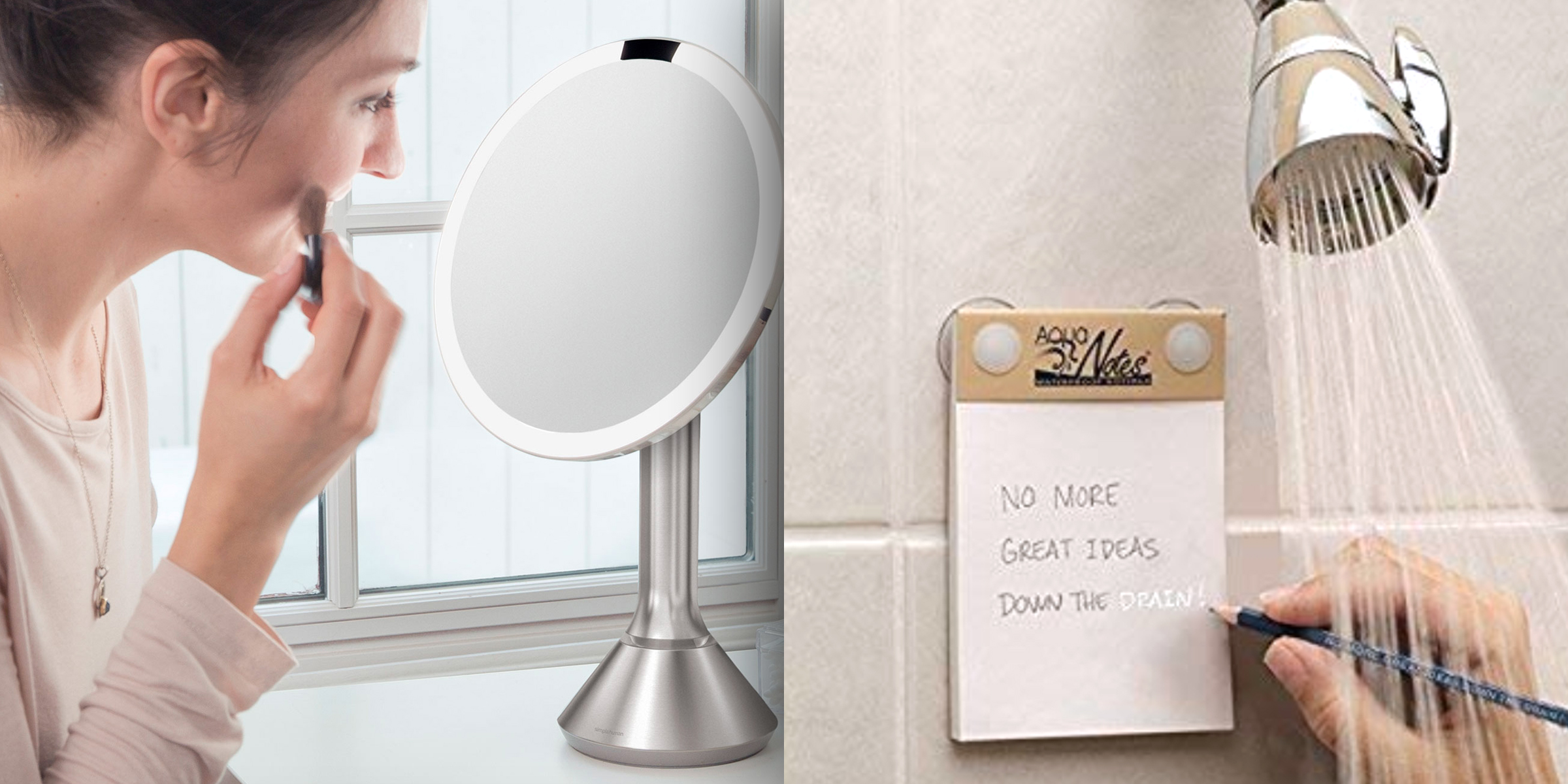 12 bathroom gadgets to make your life easier