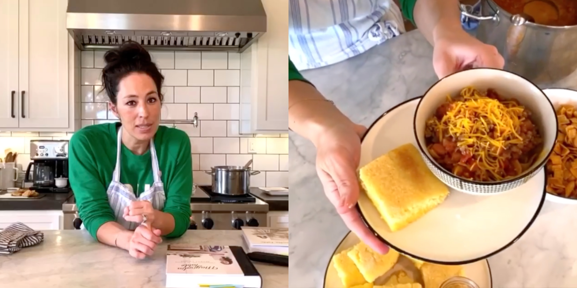 Joanna Gaines Shares Her Family S Super Simple Chili Recipe
