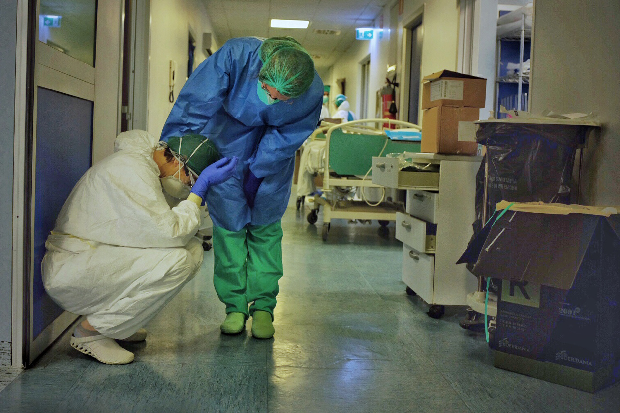 Italy has a world-class health system. The coronavirus has pushed it to the  breaking point.