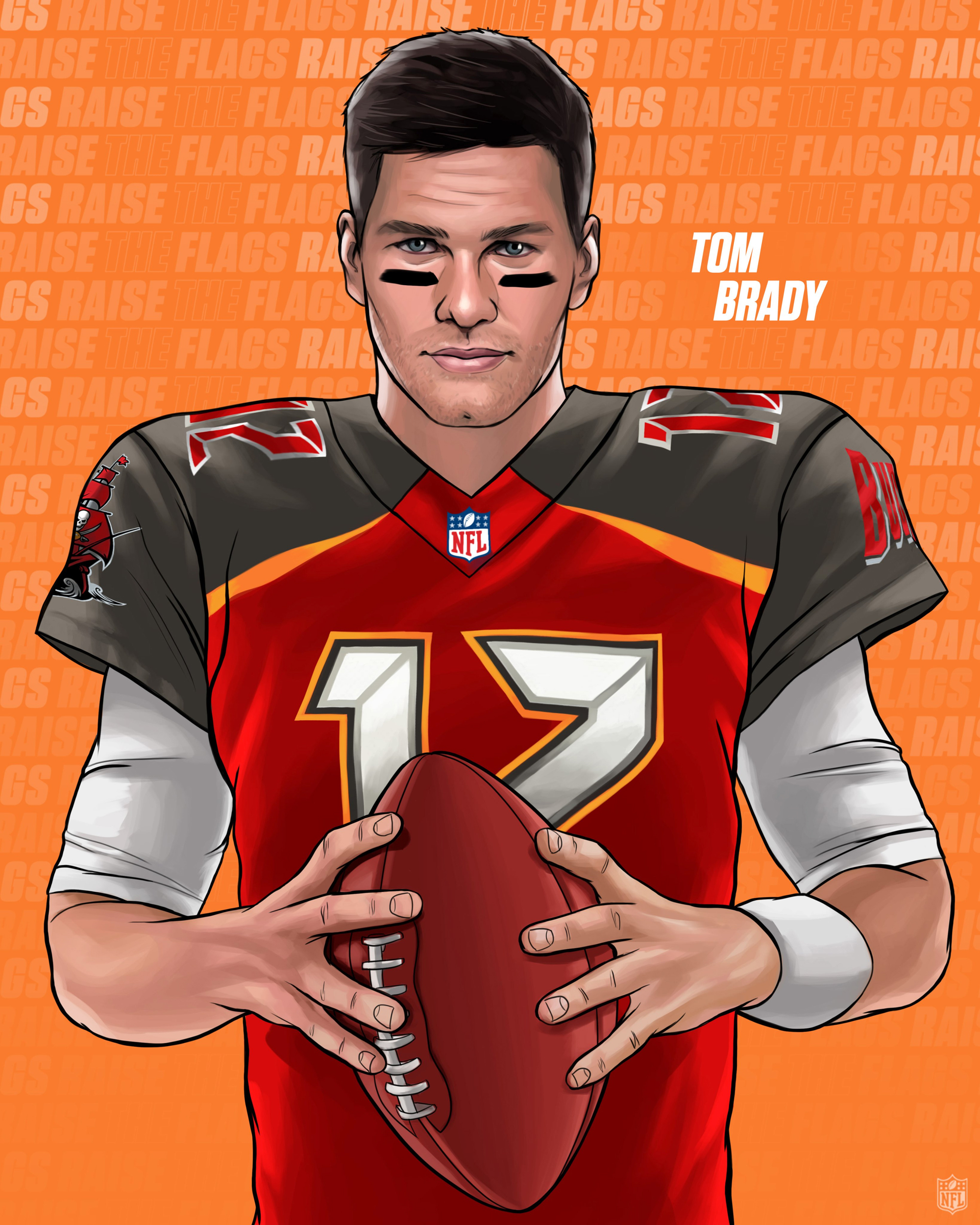 Tom Brady To Join Tampa Bay Buccaneers After Leaving New England Patriots Nfl Says