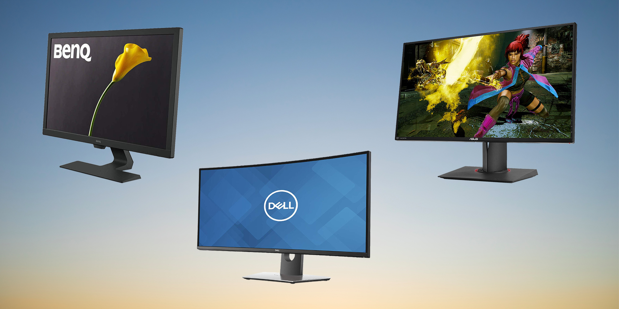 Best computer monitors and screens for your laptop or desktop PC