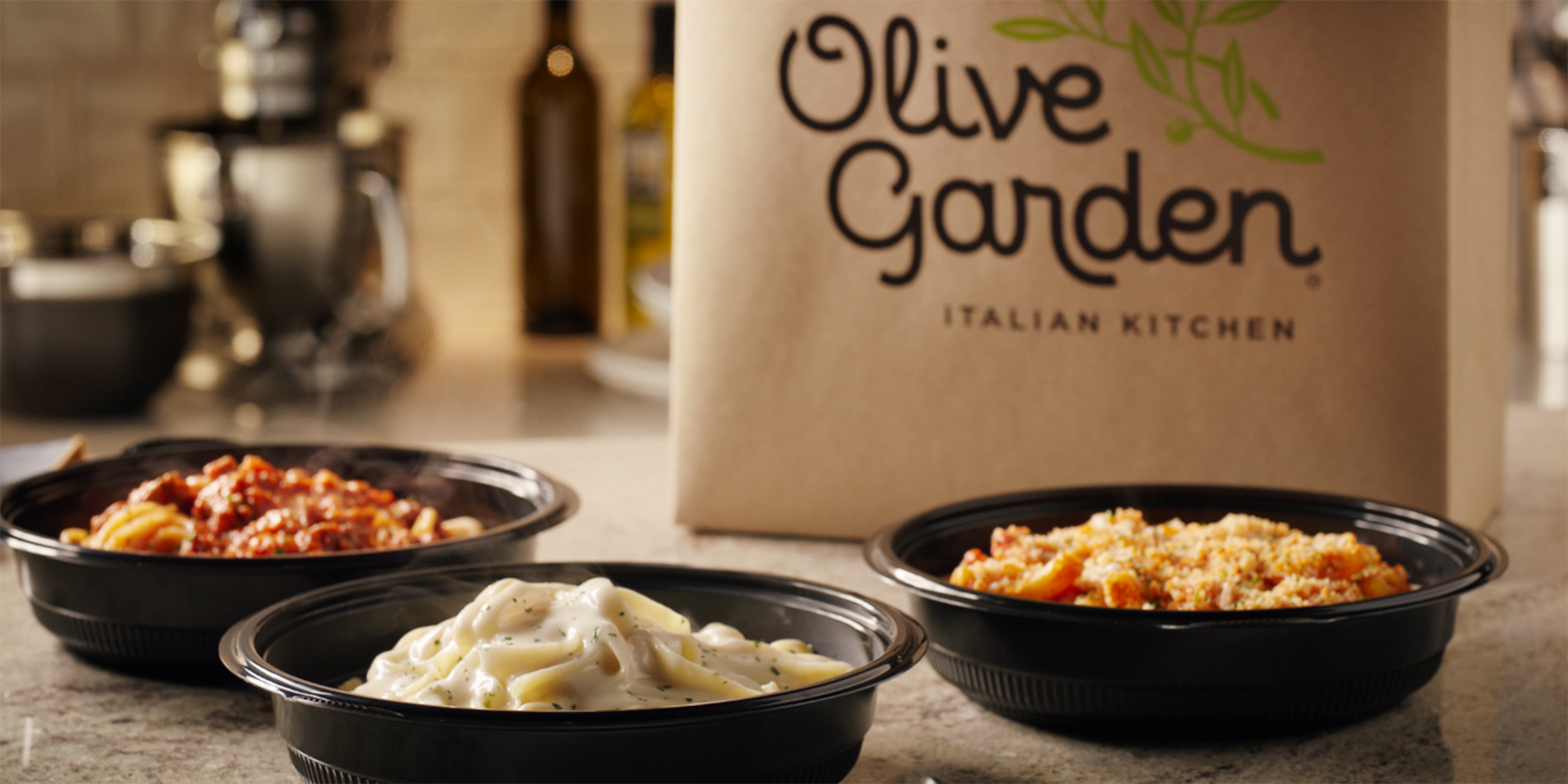 Olive Garden Is Offering Free To Go Meals Amid Coronavirus Outbreak