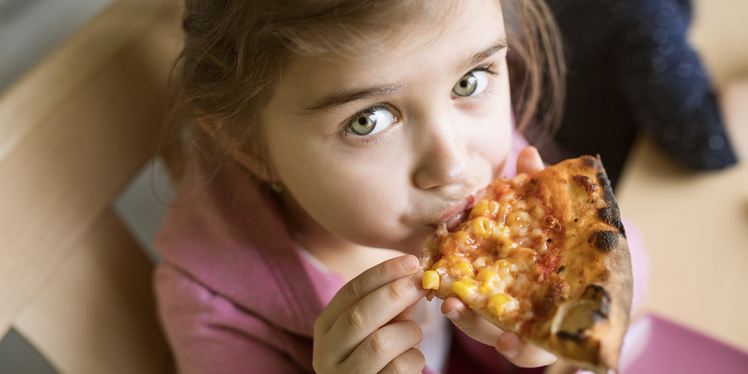 Children, healthy eating and nutrition
