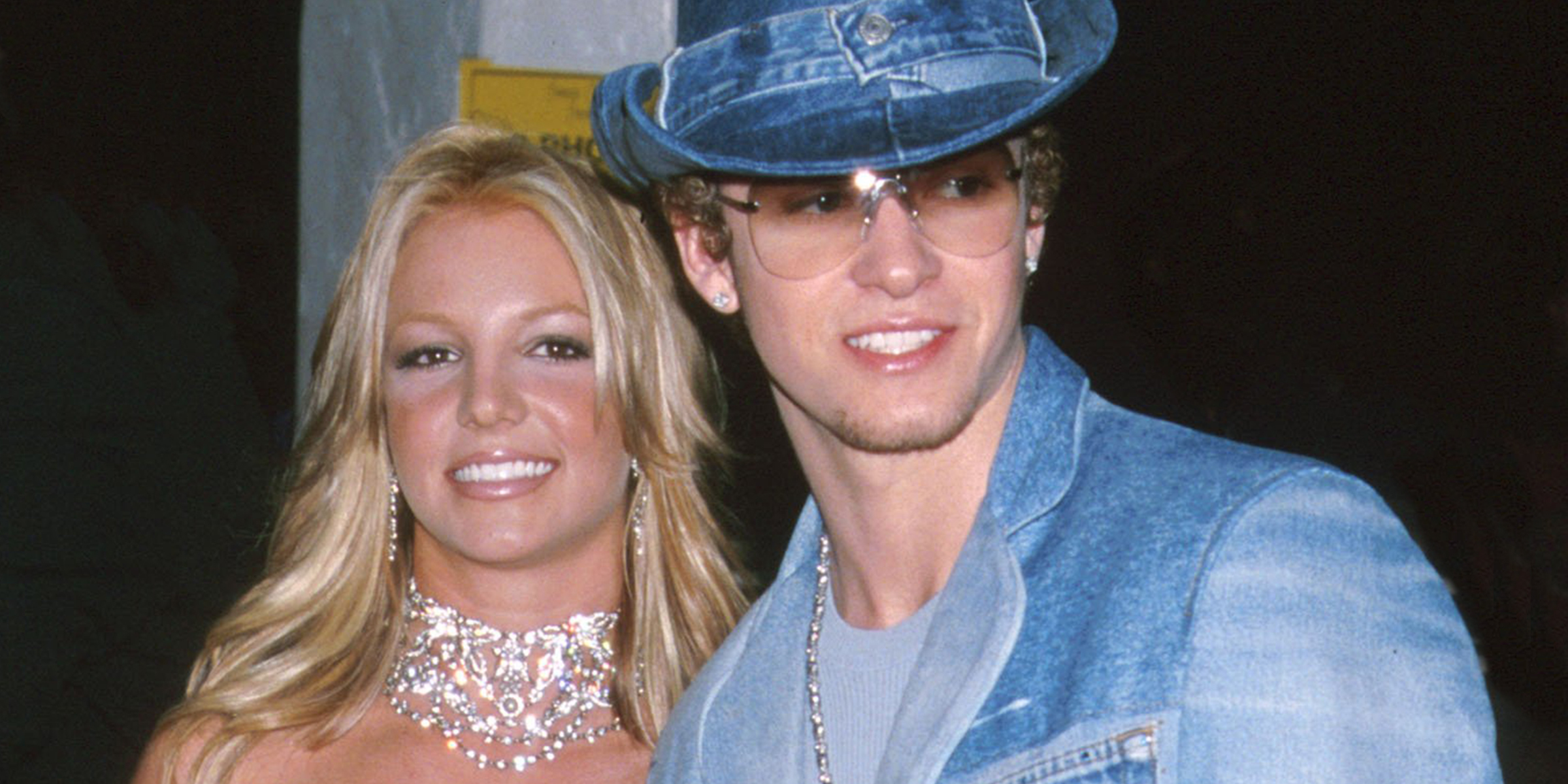 Justin Timberlake Looks Back On His Matching Denim Moment With Britney Spears