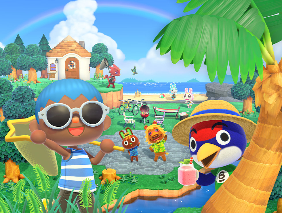 Animal Crossing New Horizons Is The Coronavirus Distraction We