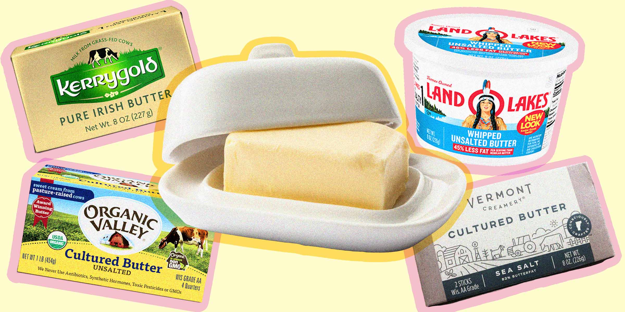 keto diet salted butter or unsalted butter