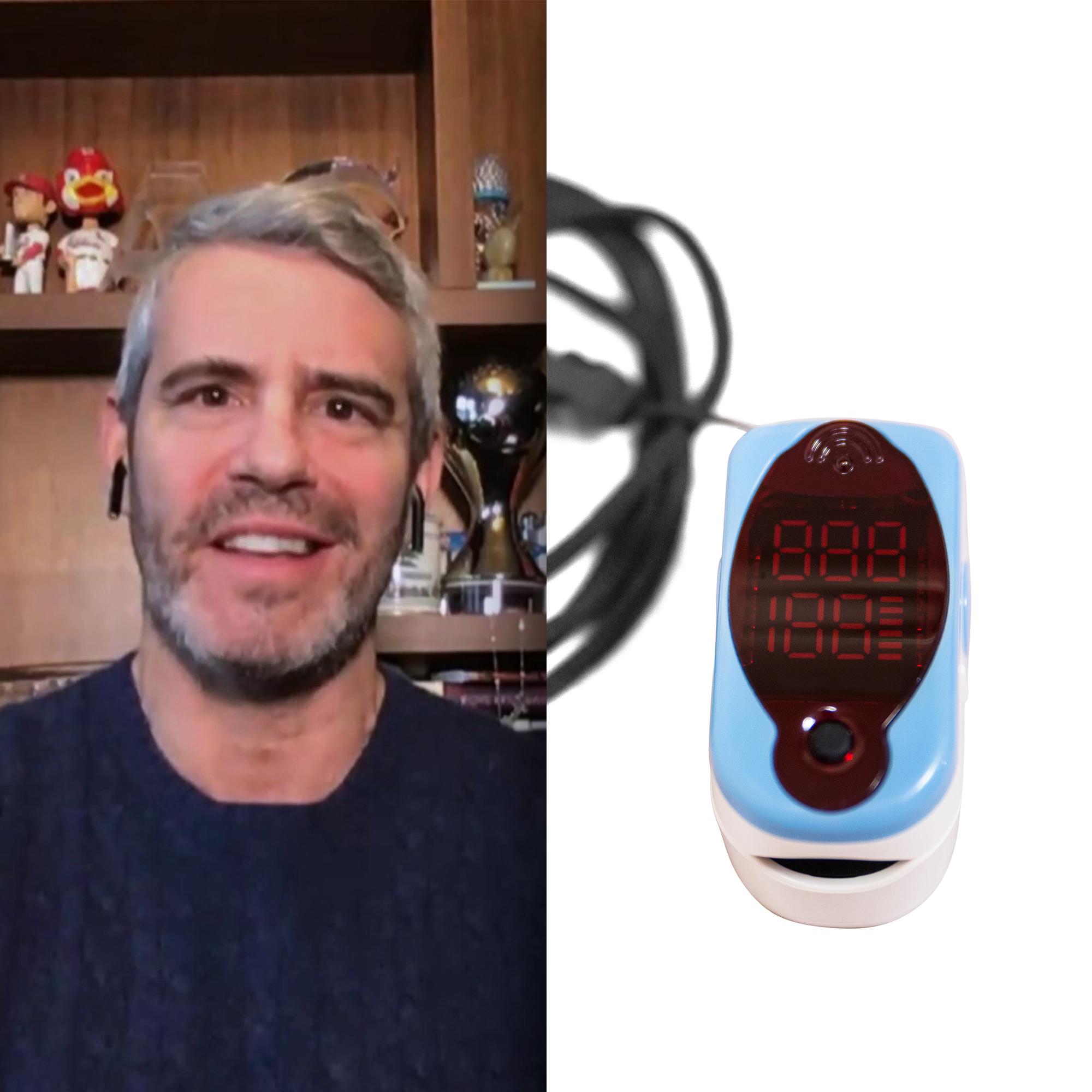 Pulse Oximeter Can Device Help Monitor Coronavirus Symptoms At Home