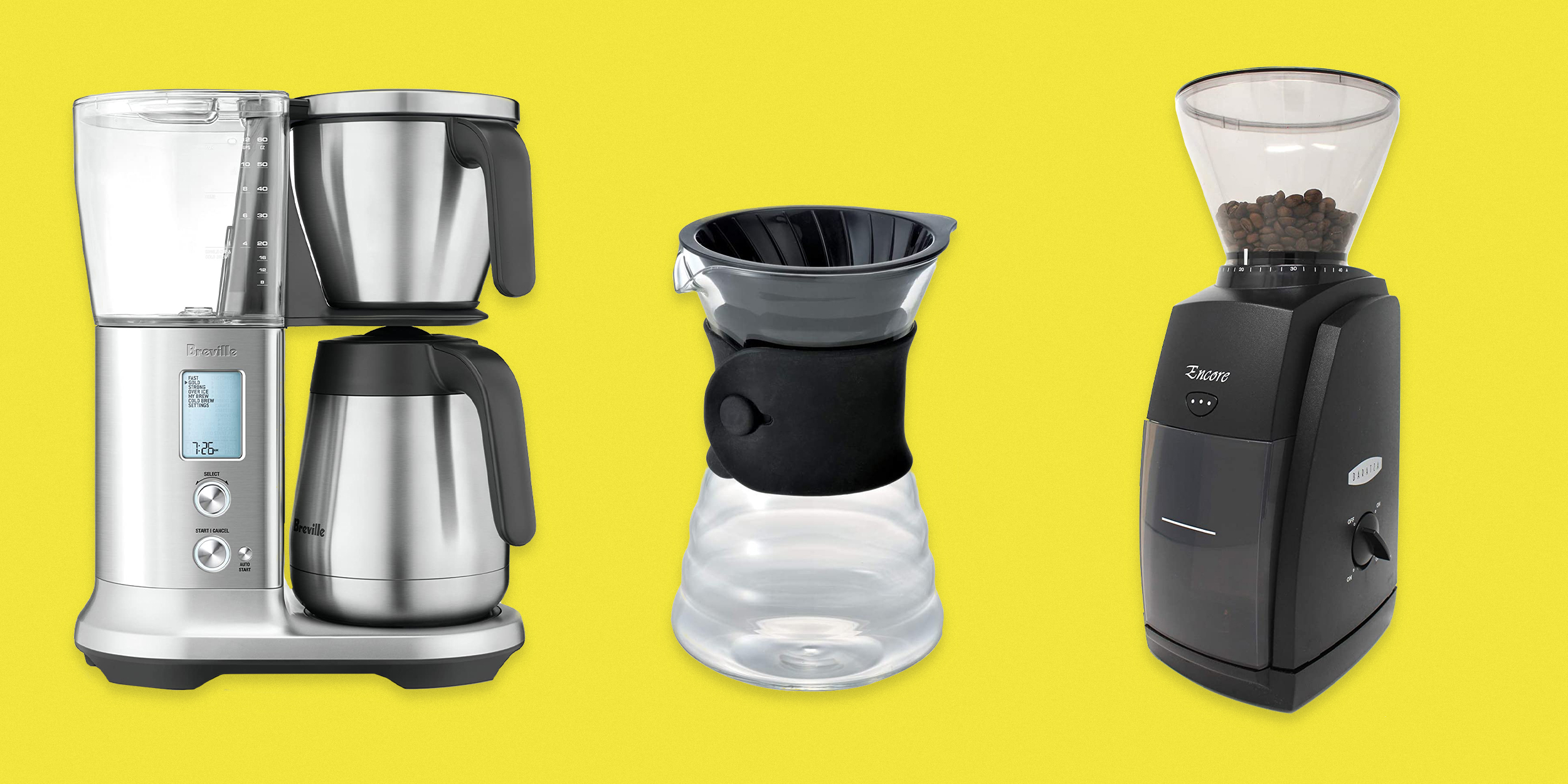 Best Coffee Makers And Grinders