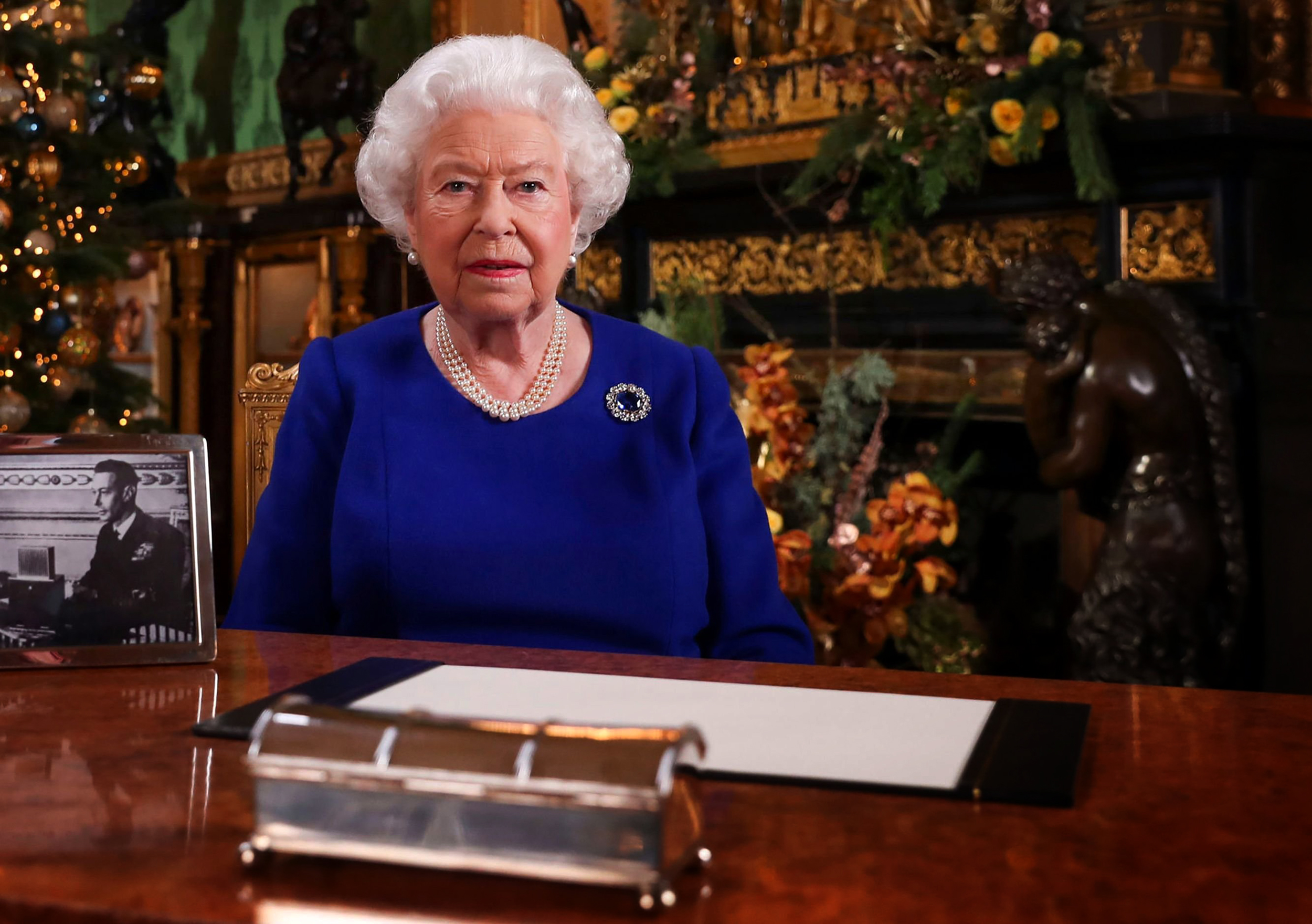 Time For Queen Elizabeth Christmas Speech 2020 Queen Elizabeth to give rare televised speech about the coronavirus