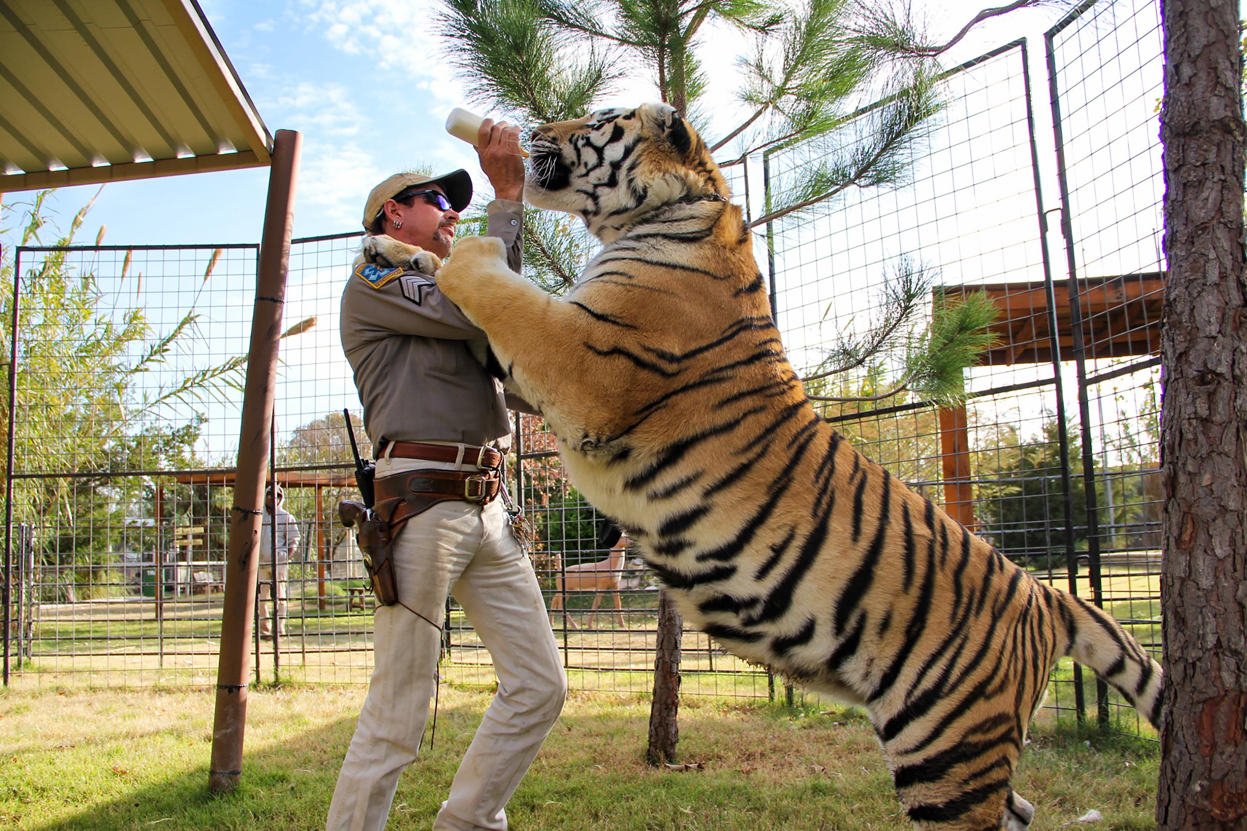 Joe exotic zoo