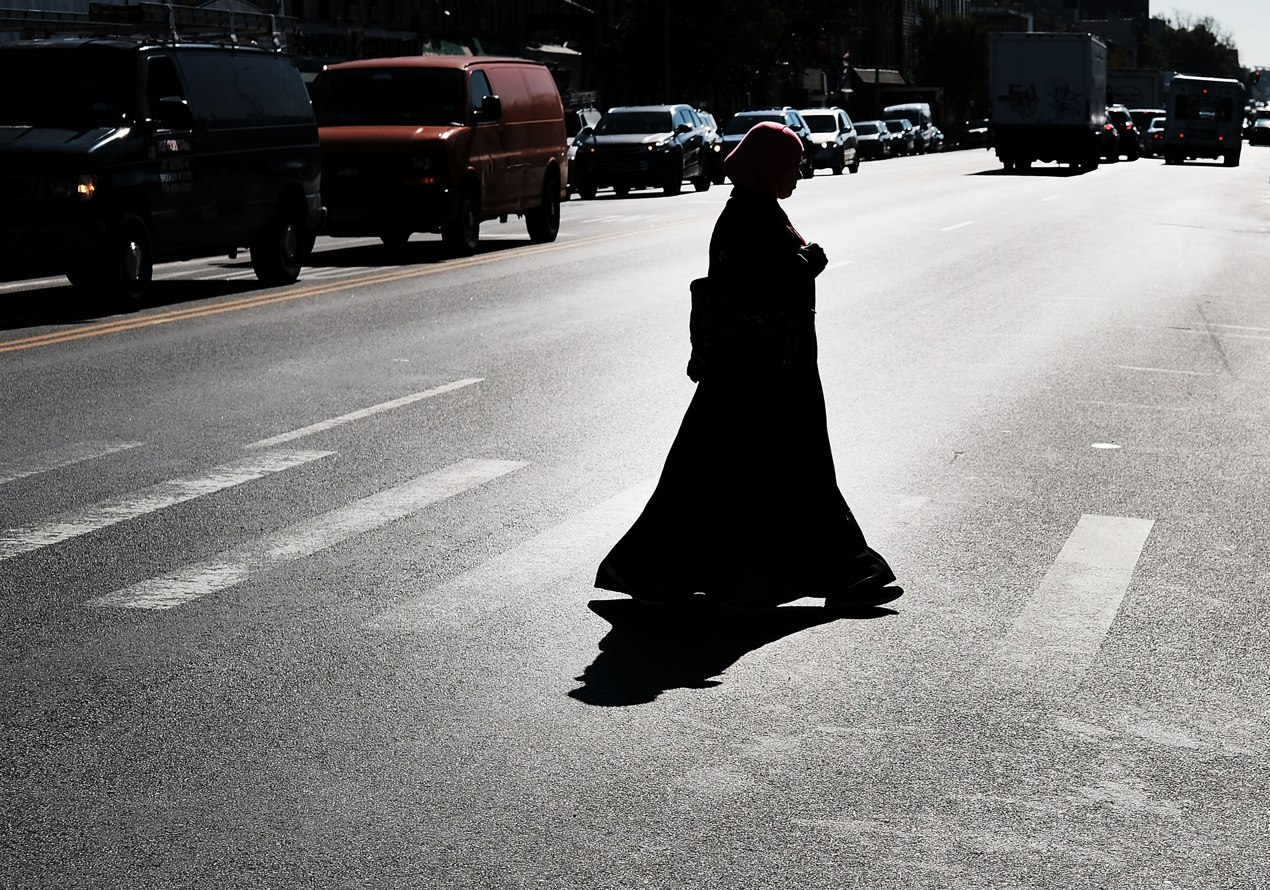Read: Muslim woman says police forced her to remove her hijab