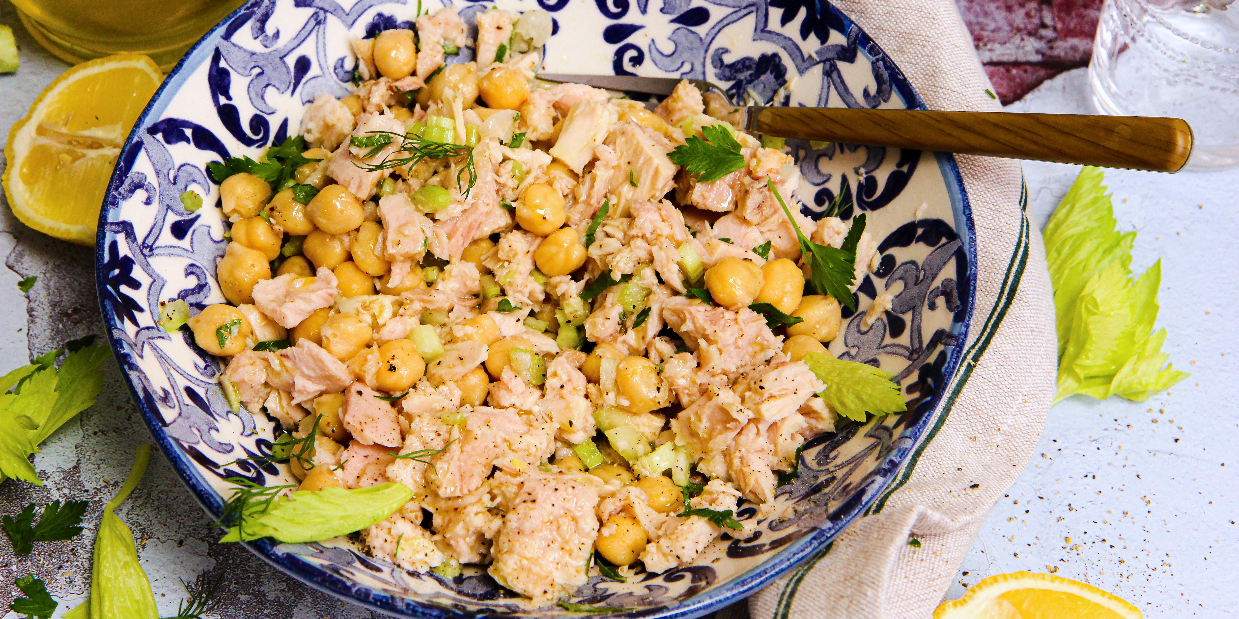 Waldorf Tuna Salad Recipe