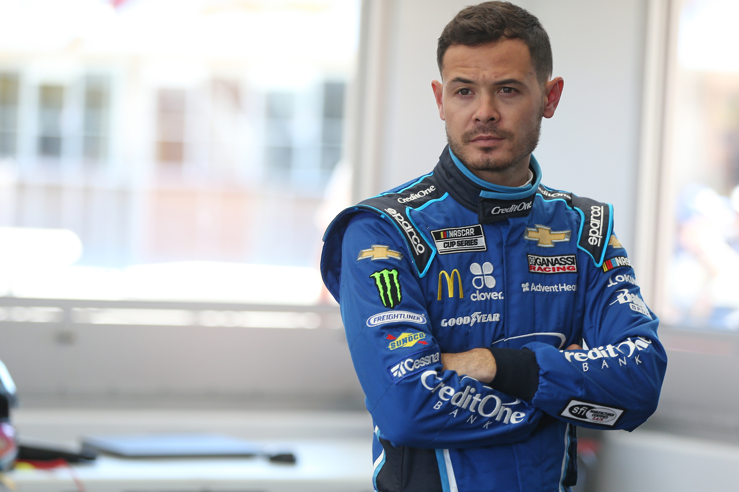 NASCAR star Kyle Larson fired by his team after saying N-word during  virtual race