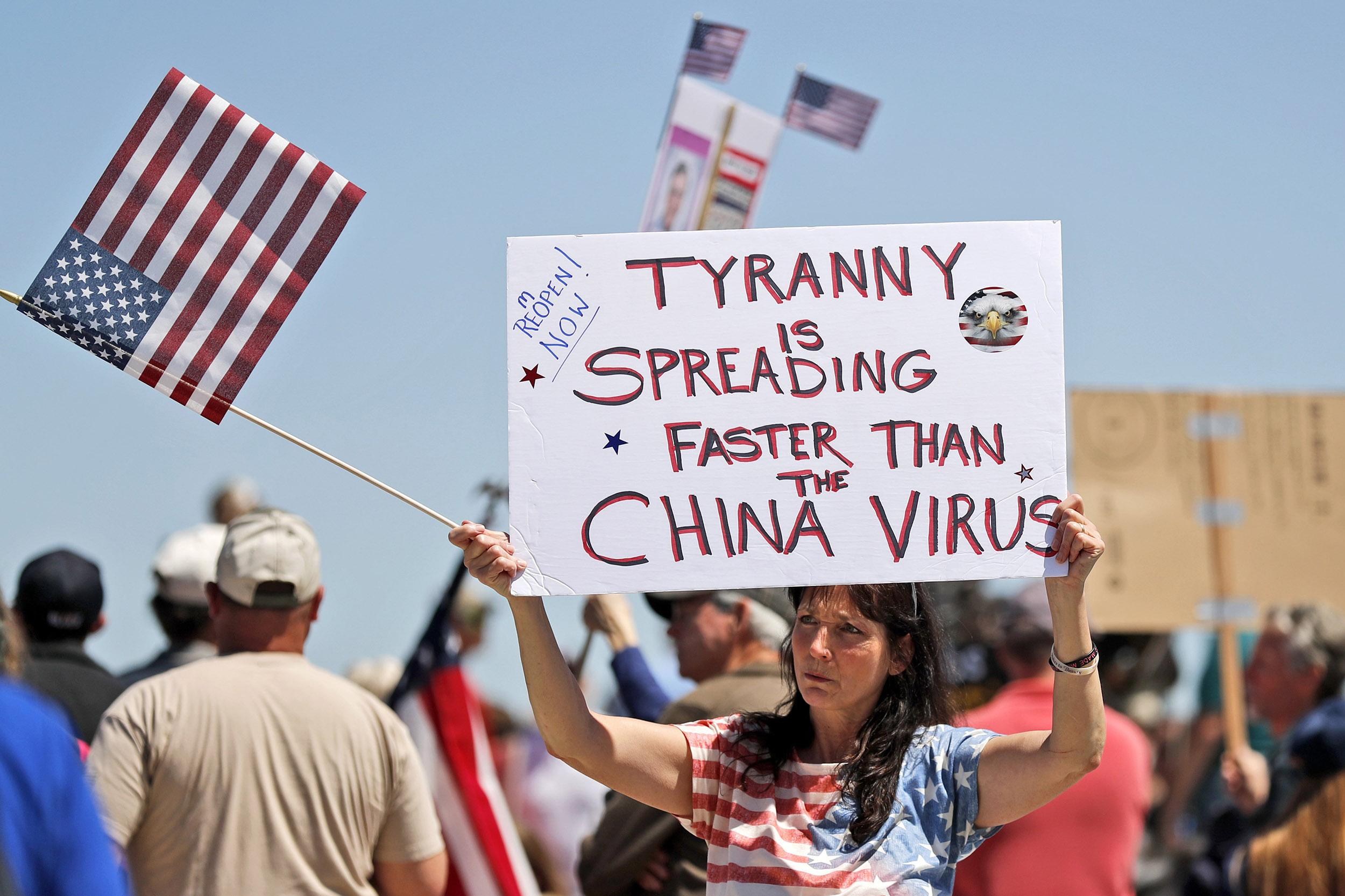 Missouri files lawsuit against China over coronavirus, Beijing calls claims  'absurd'